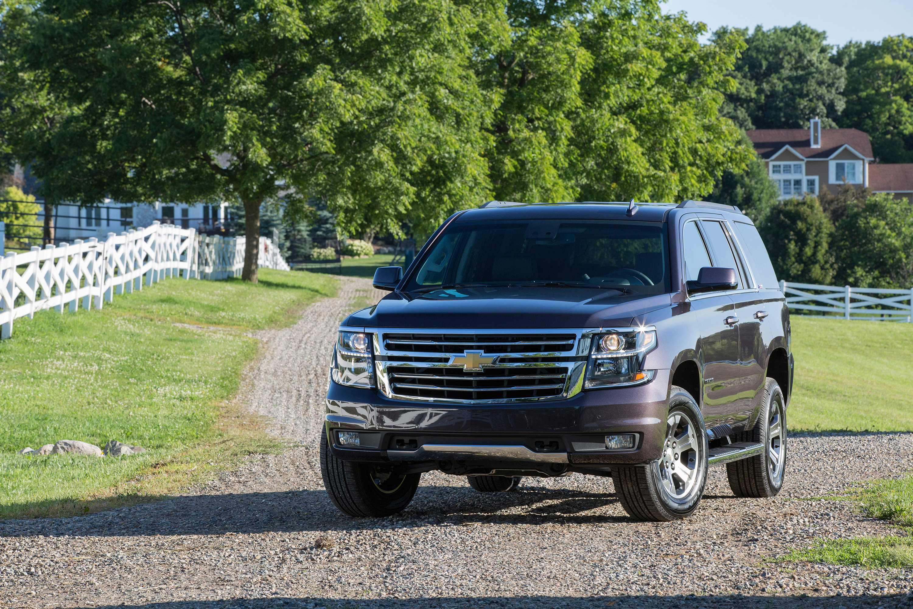 2015 Chevrolet Tahoe Suburban Z71 And Texas Edition Revealed Chevy Ltz