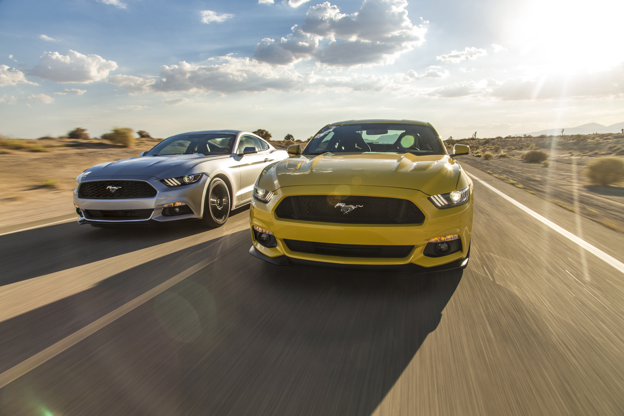 Roush modified 2015 ford mustang details revealed