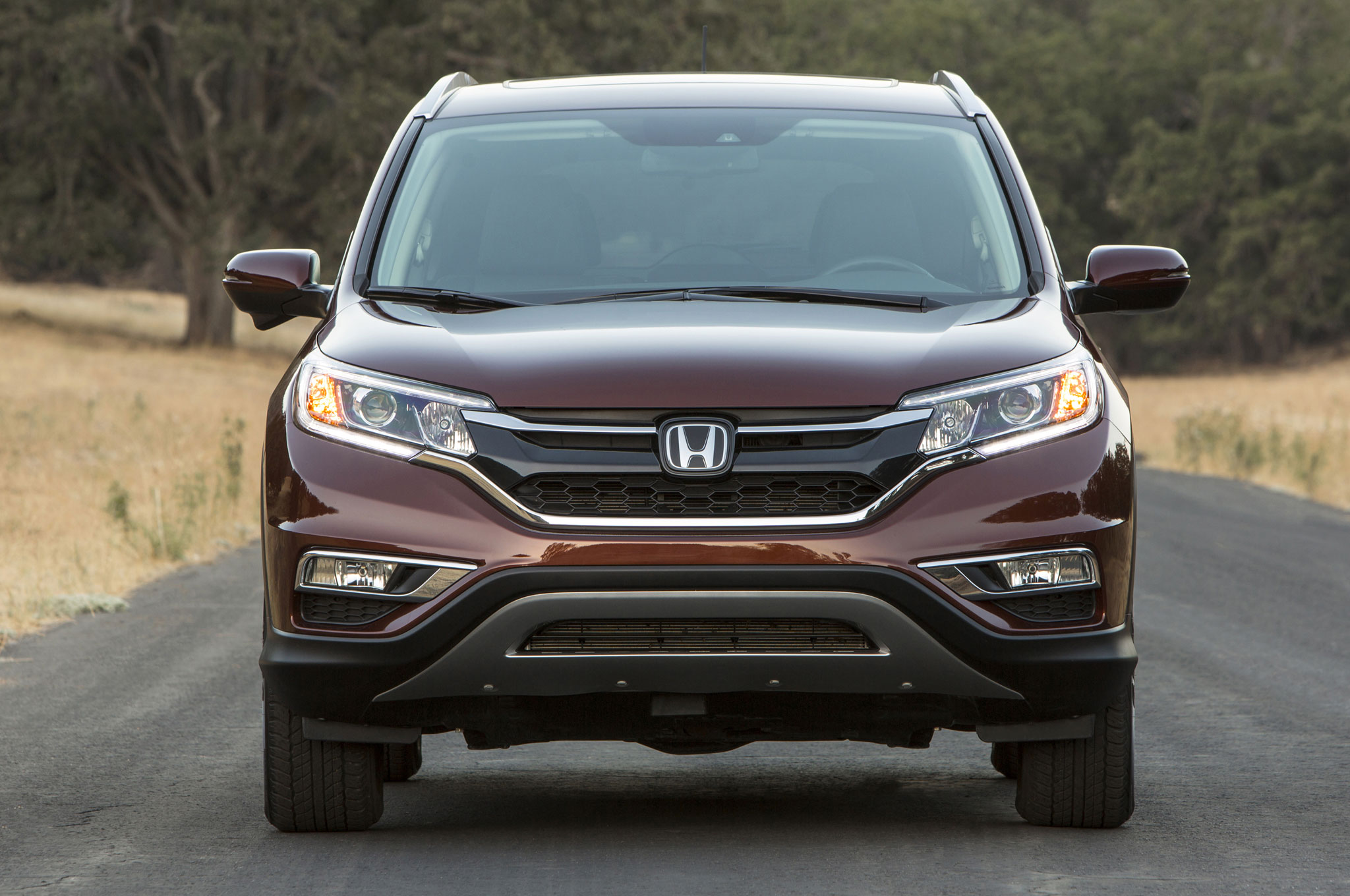 Totd 2015 Honda Cr V Subaru Forester Or Nissan Rogue Motor Trend