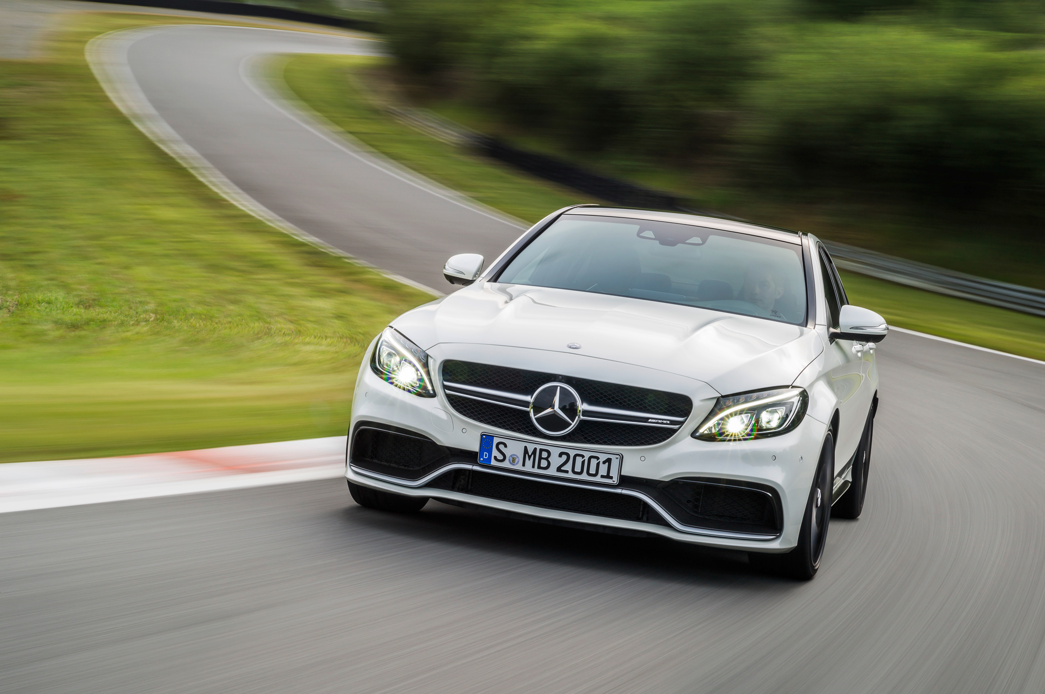Refreshing or Revolting: 2015 Mercedes-AMG C63