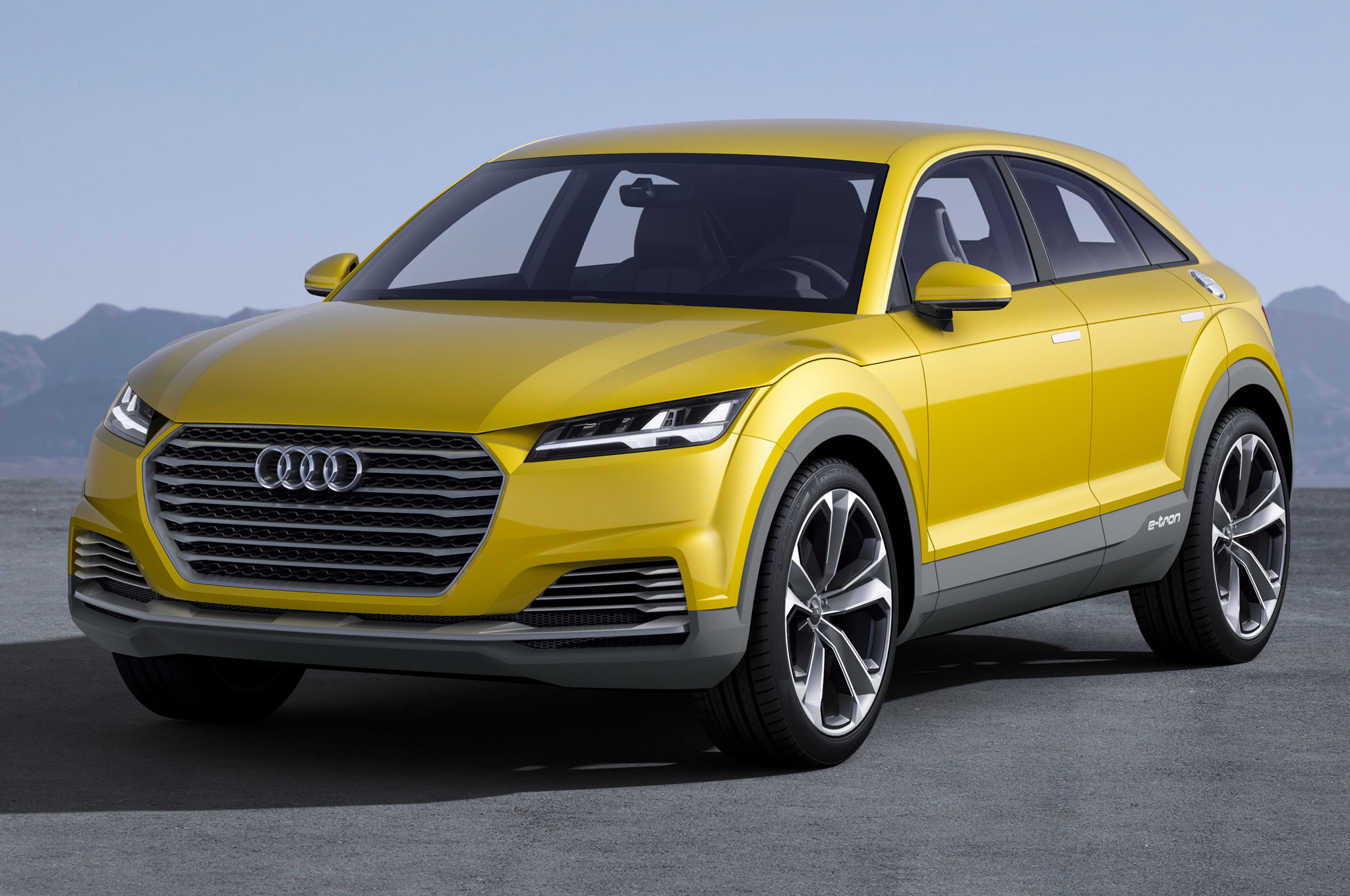 We Hear: Audi TT Offroad Concept Could Become a Thing