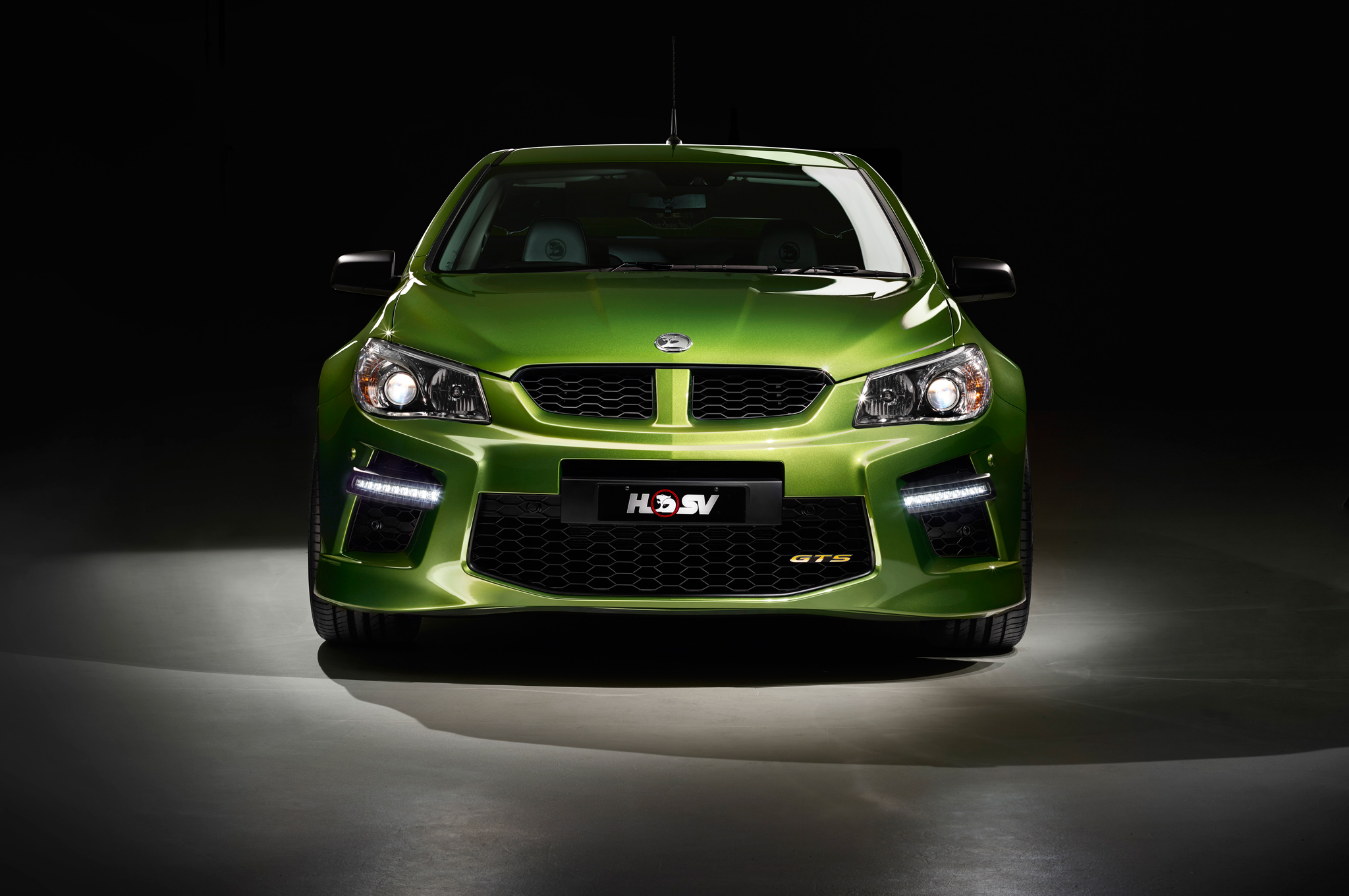 Not For Us: 577-HP HSV Holden GTS Maloo Launched Down Under