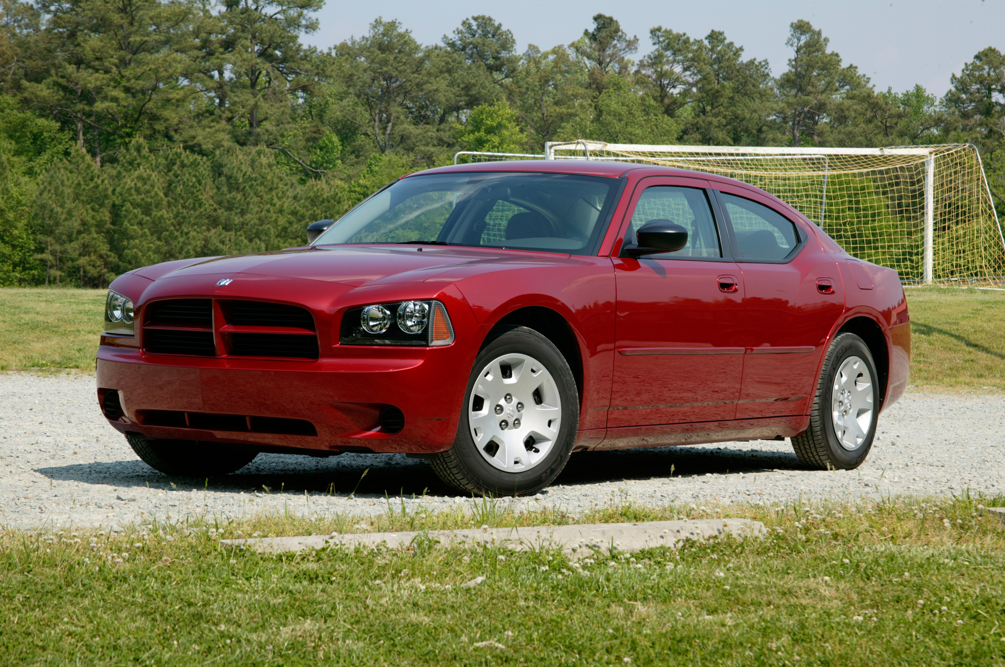 2006 Dodge Charger front three quarter