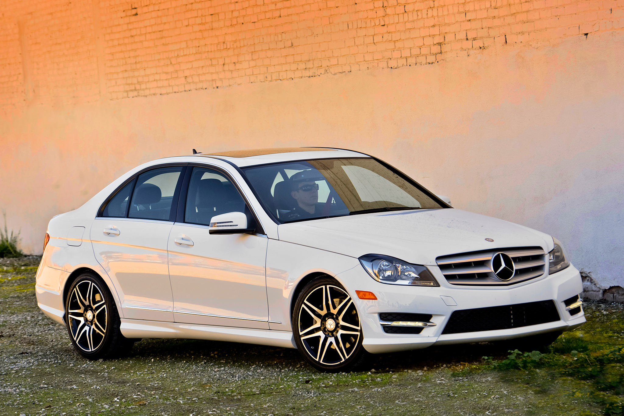 epa revises mpg estimates for 2013/2014 mercedes c-class 4matic