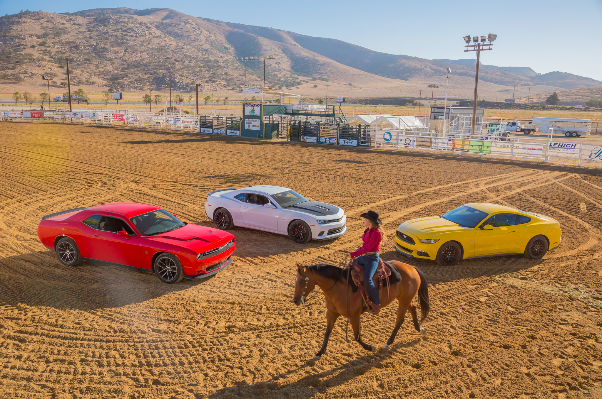 TOTD: Ford Mustang GT, Camaro SS 1LE, or Challenger R/T Scat Pack?