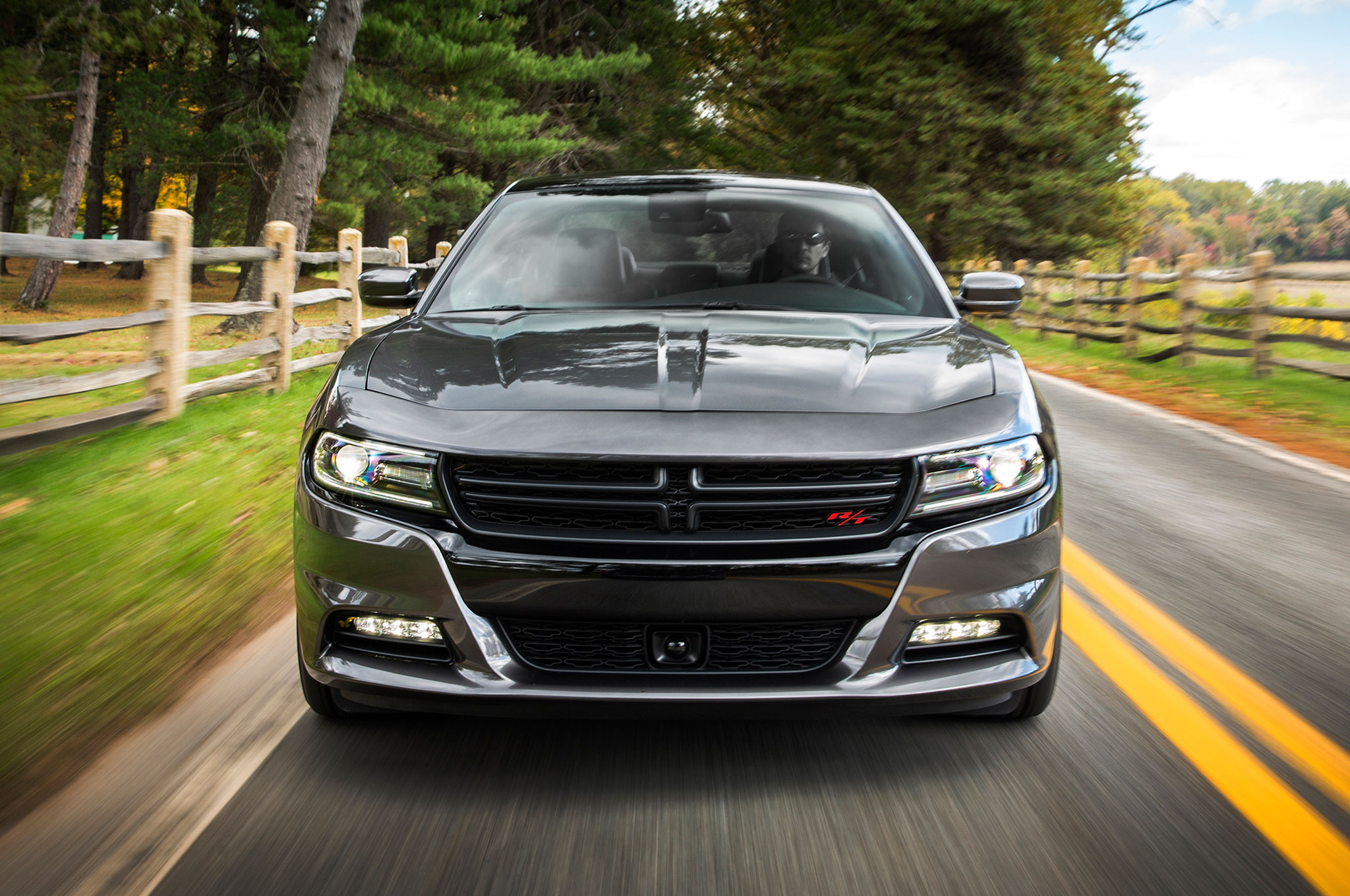 2015 Dodge Charger R T SRT 392 SXT AWD First Drive