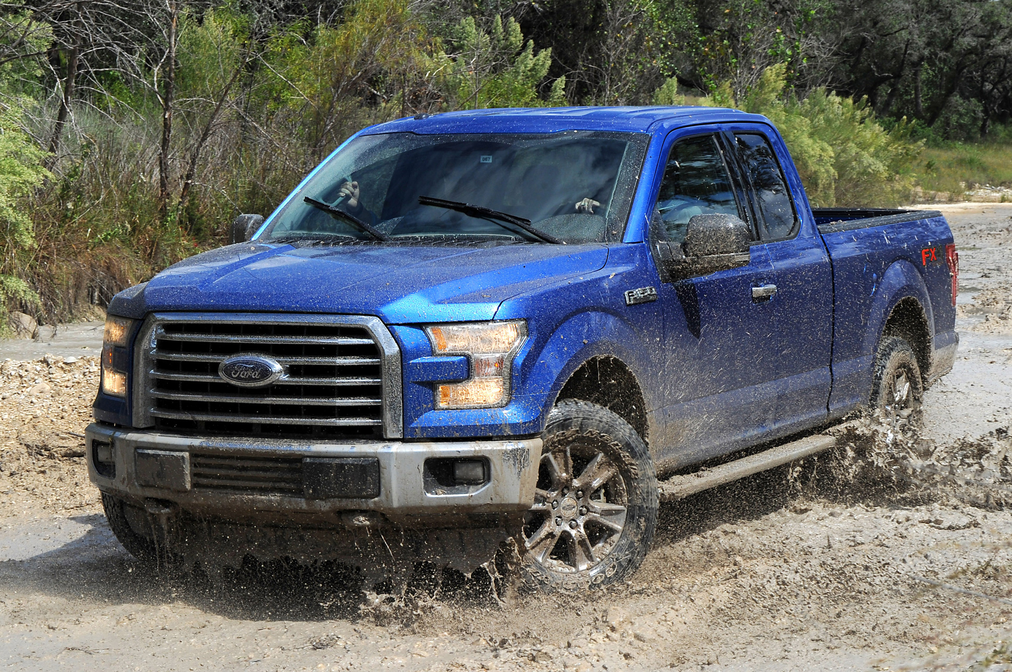2015 Ford F-150 Takes Home Truck of Texas Award