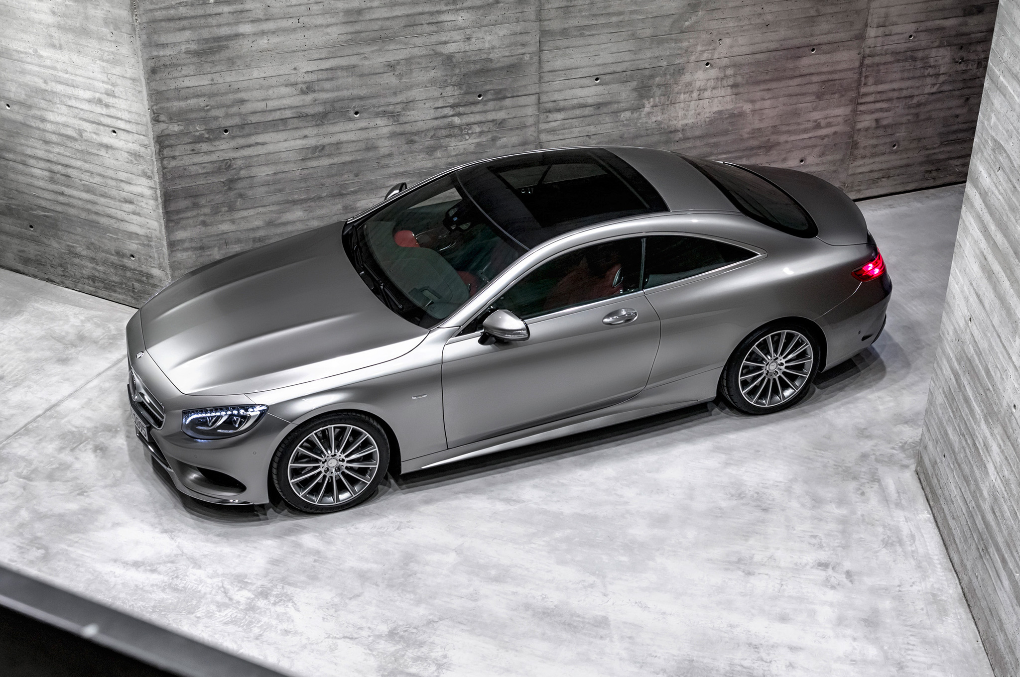 2015 Mercedes-Benz S-Class Coupe Priced From $120,825 to $231,825 ...