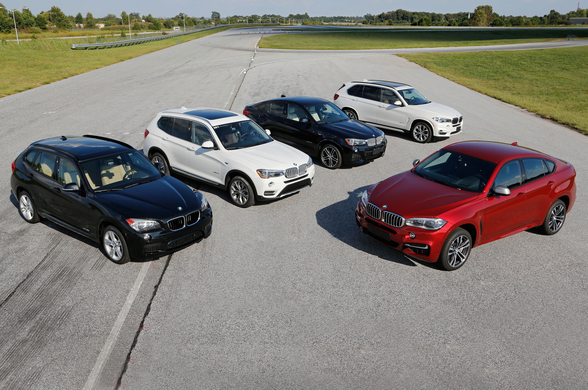 Superior Milestone: BMW X SUV Models Celebrate 15 Years