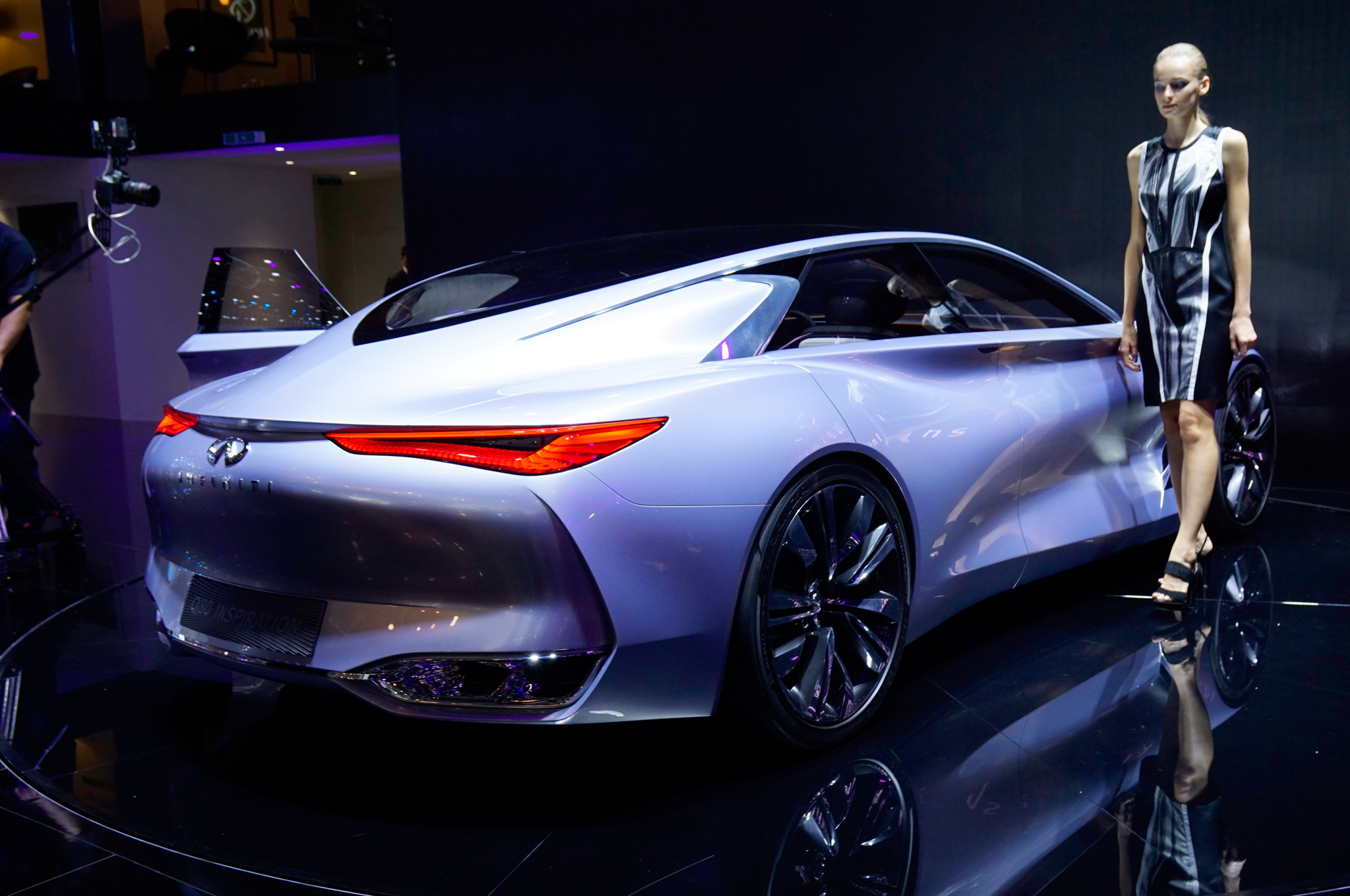 Infiniti Lineup to Expand Both Ways, Q20 to Follow Production Q80