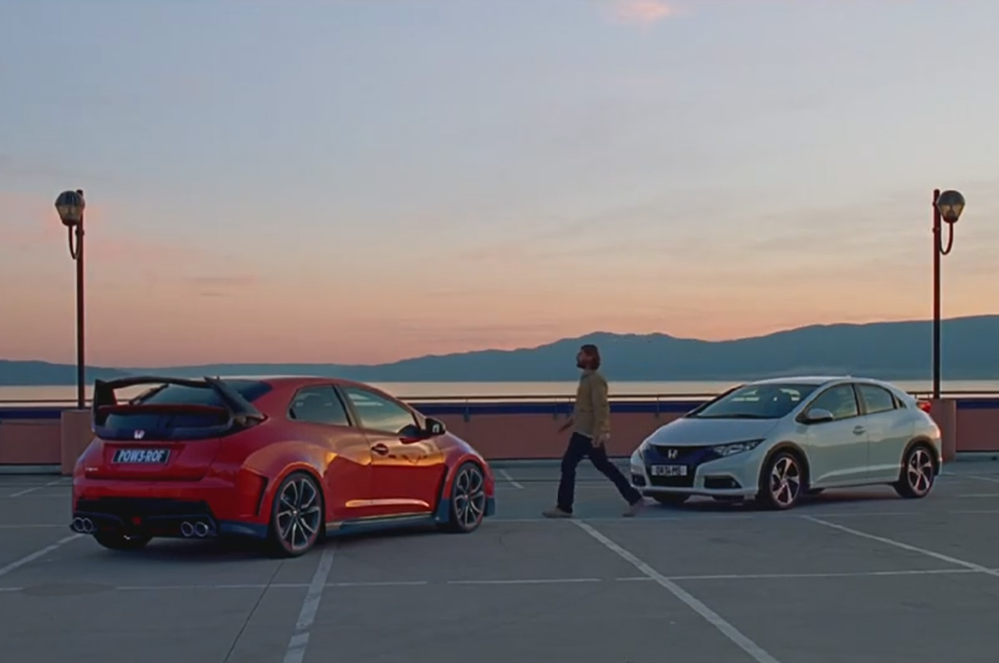 Honda Civic Type R Concept Featured in New Interactive Video
