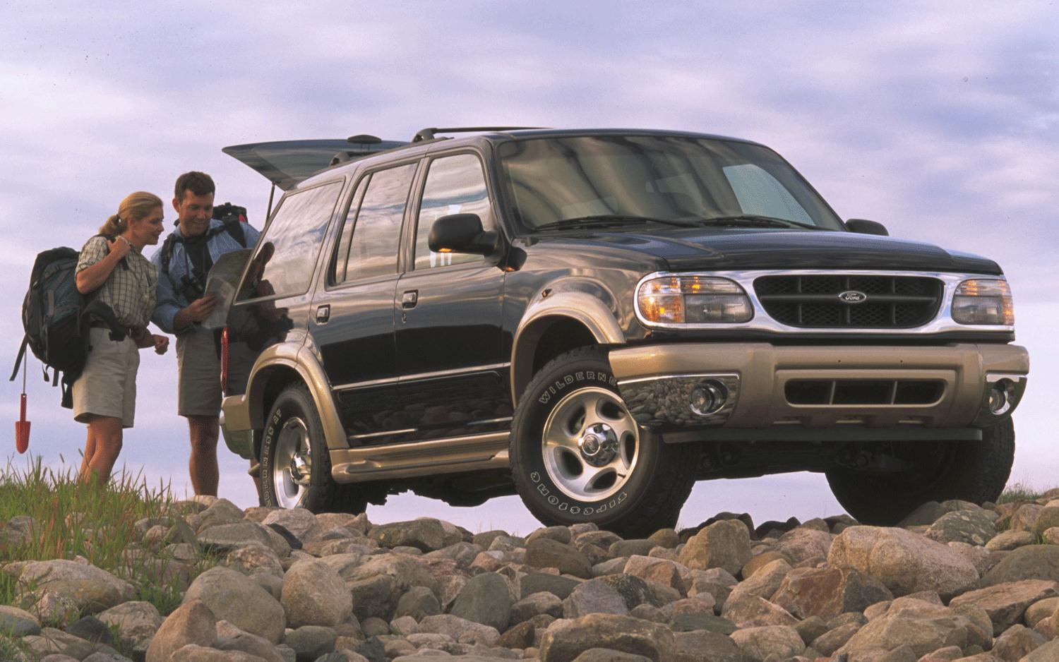 25 Years of the Ford Explorer: A Look Back at This SUV's History