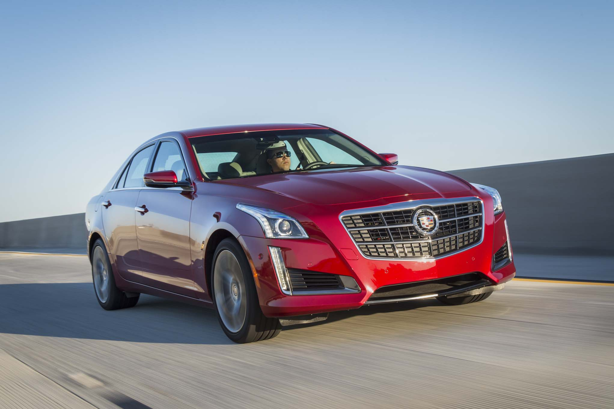 2014 cadillac cts vsport long-term update 4 - motortrend