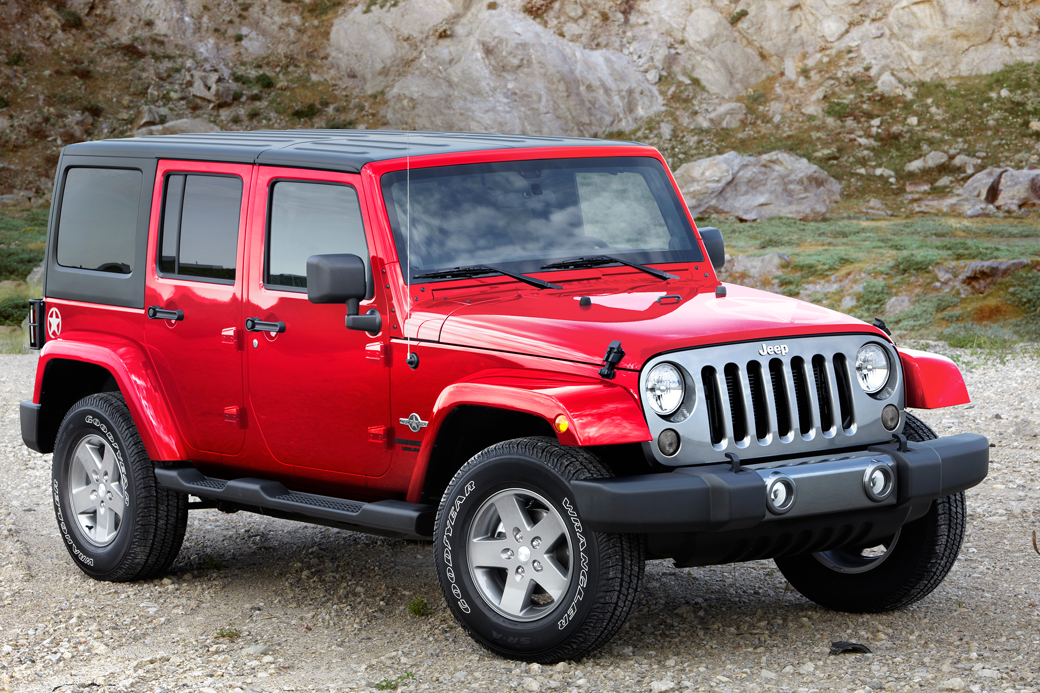 Report: Eight-Speed Auto Coming to 2018 Jeep Wrangler