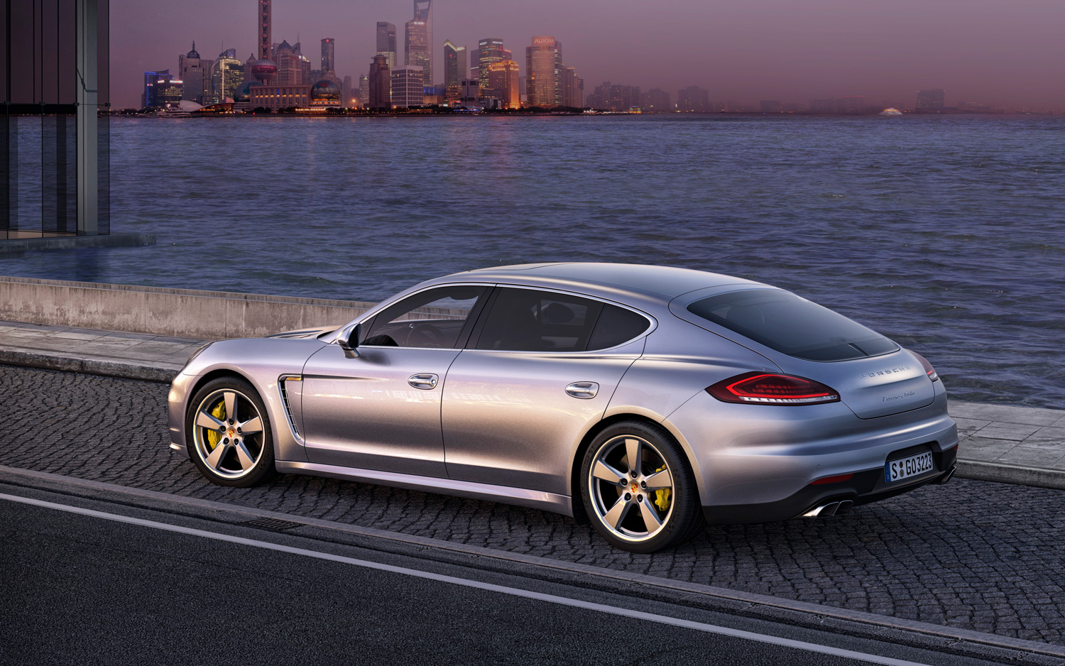 Report: Next Porsche Panamera Is More Stylish, May Gain Coupe Version