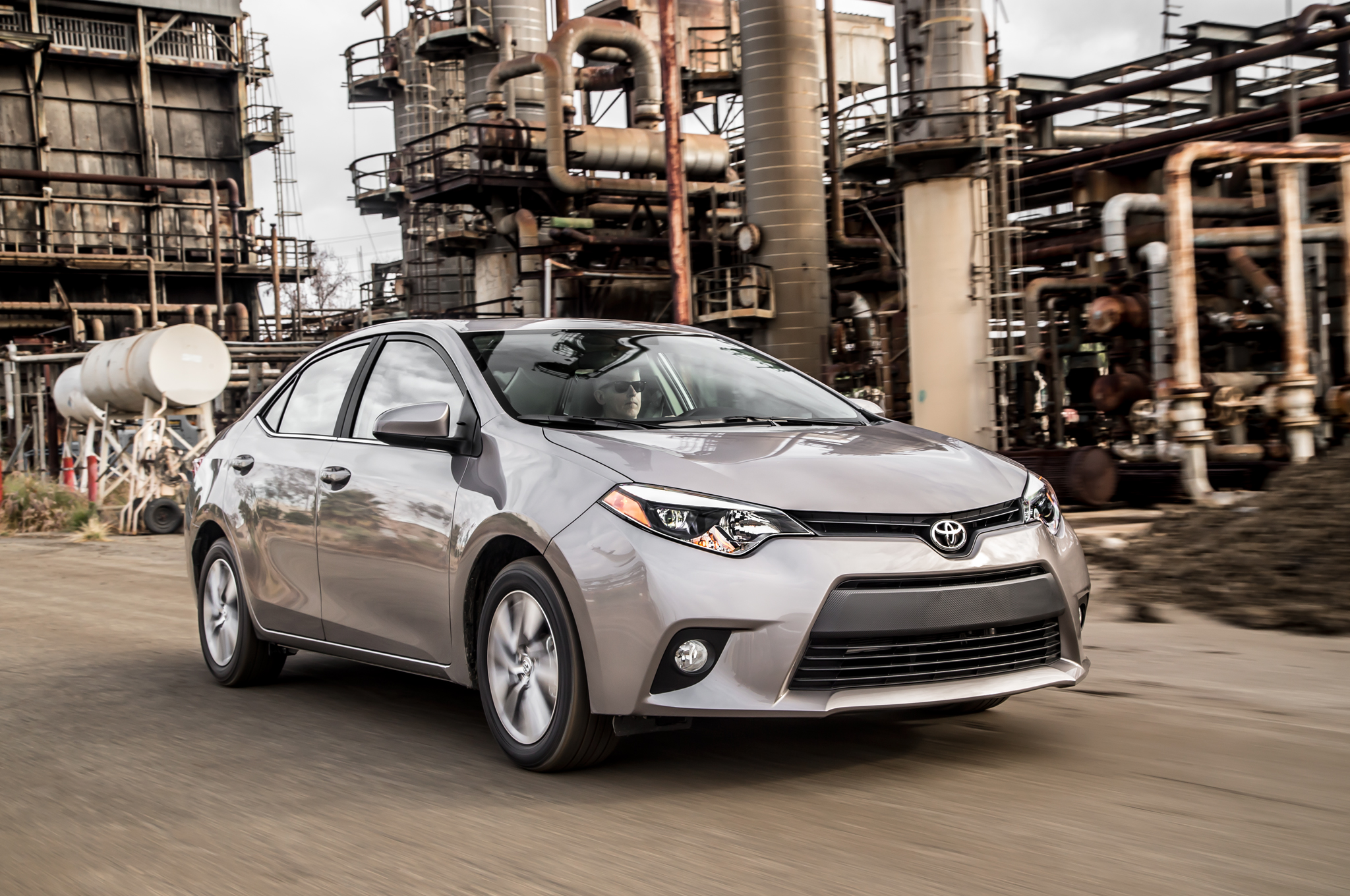 October Compact Sales: Toyota Corolla Regains Lead, Civic in Third
