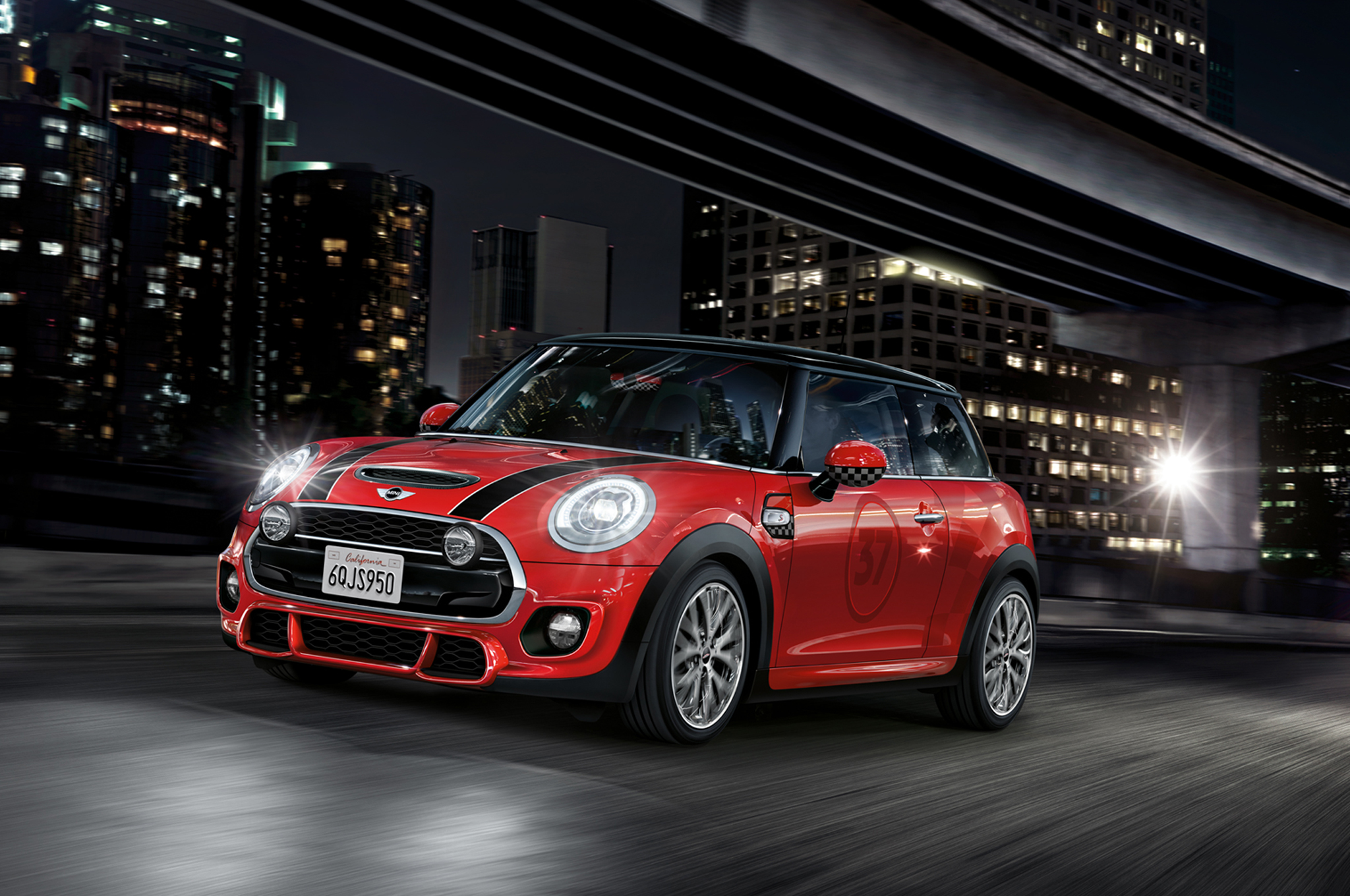 Mini Cooper Performance Parts >> Bmw Mini Reveal New Performance Parts Motortrend