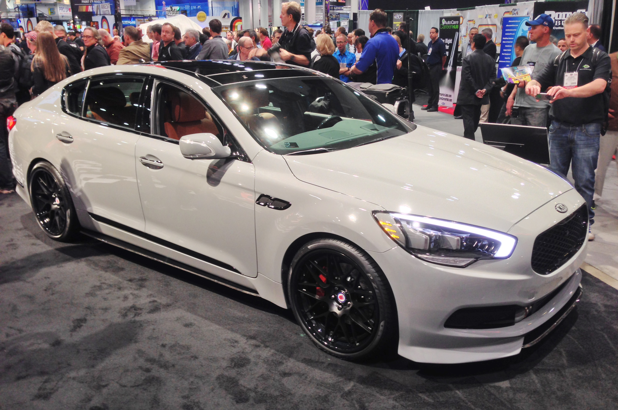 Kia at the 2014 SEMA Show: 5 Things to Know