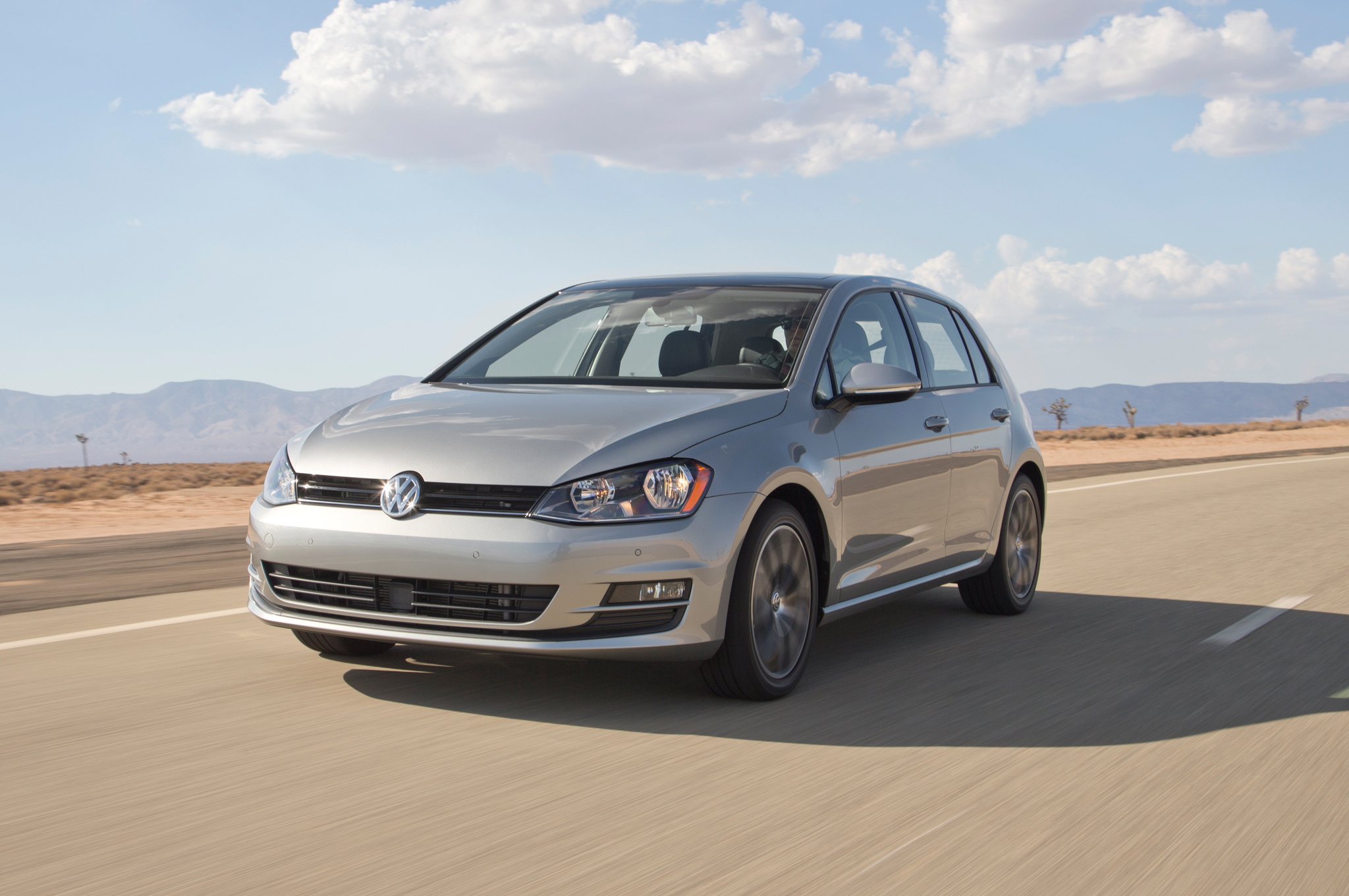 2015 Volkswagen Golf TDI First Test