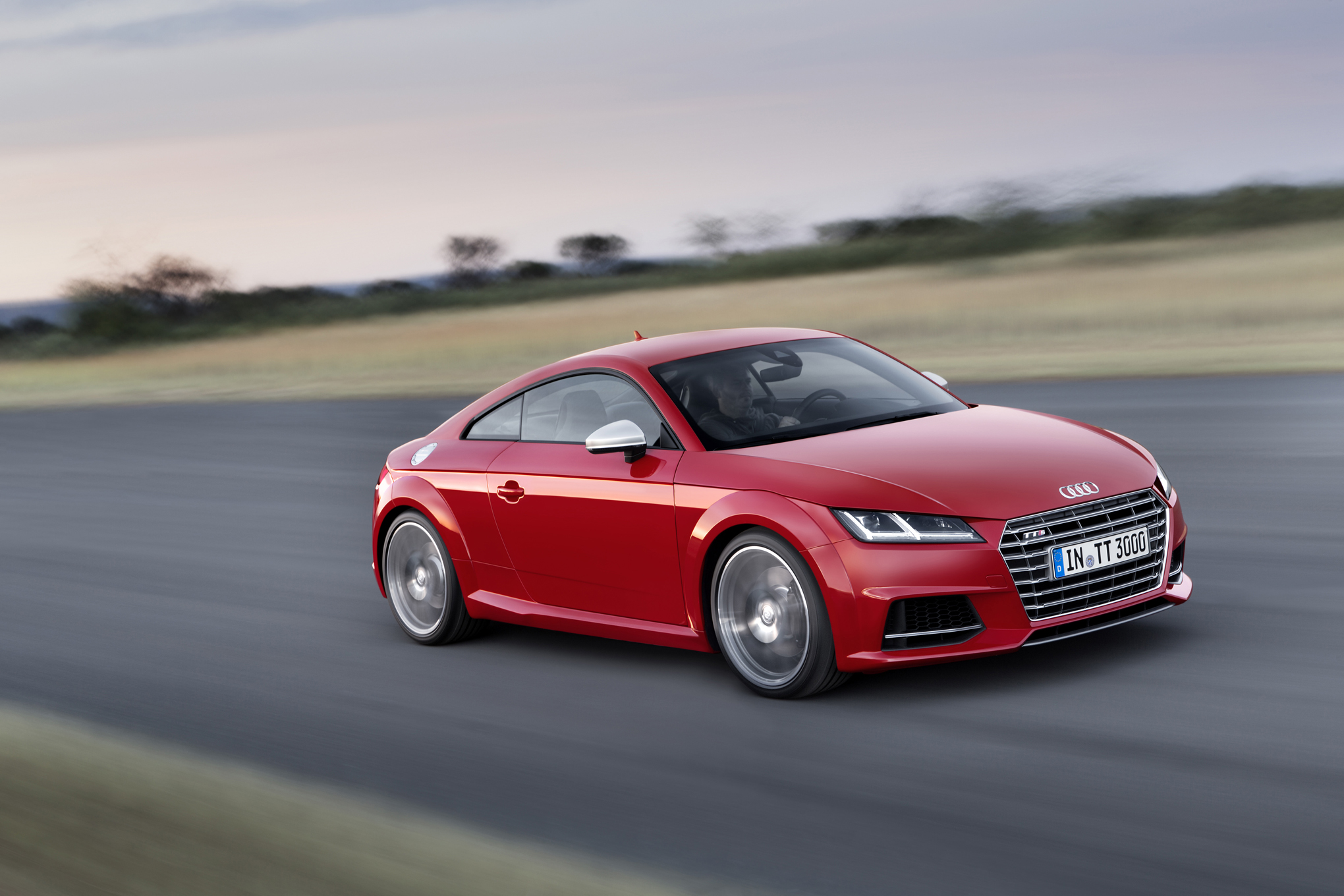 2016 Audi TT and TTS Slated for U.S. Debut in Los Angeles - Motor Trend