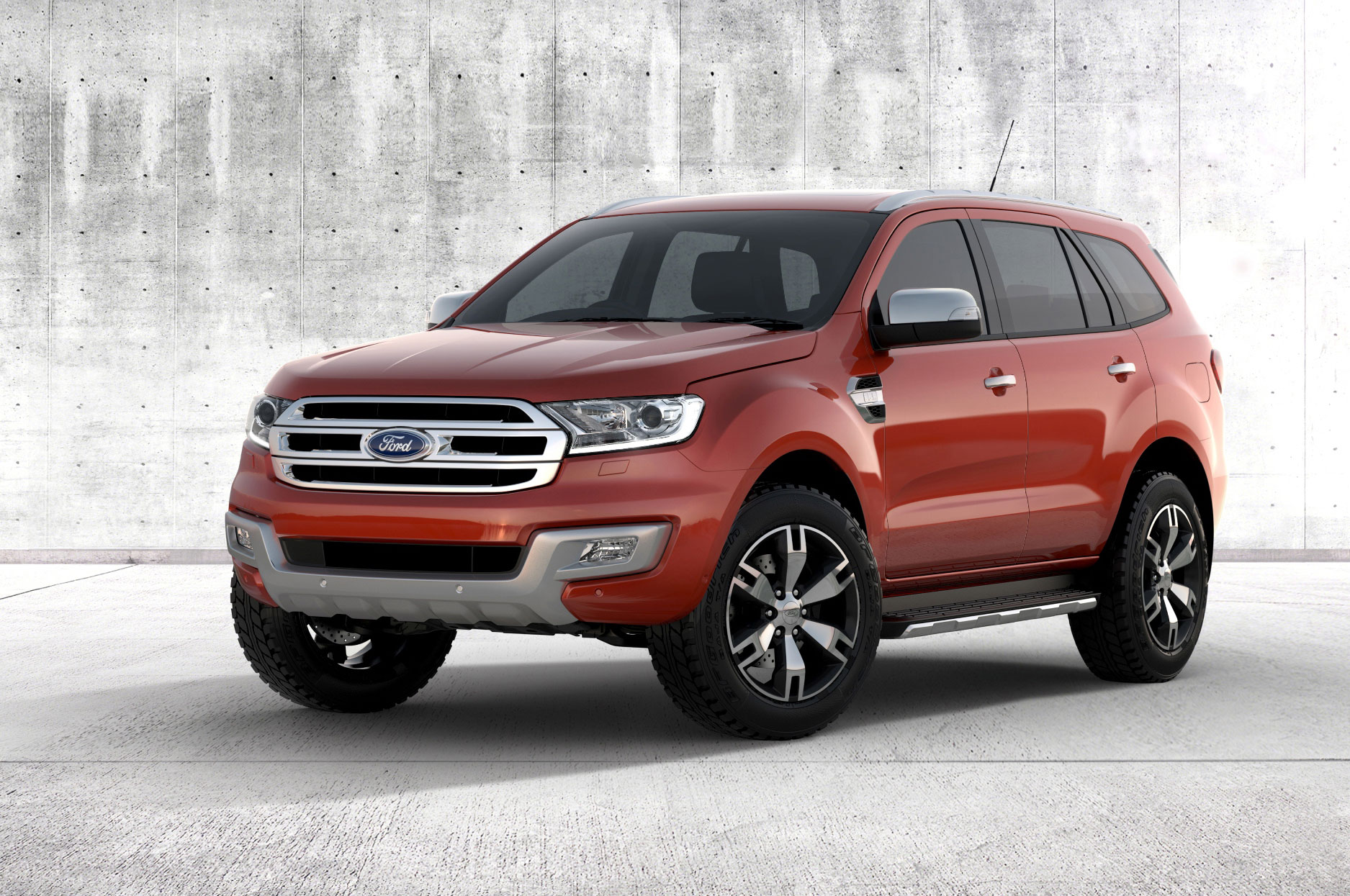 Ford Everest Suv Revealed In China Not Coming To U S Motor Trend