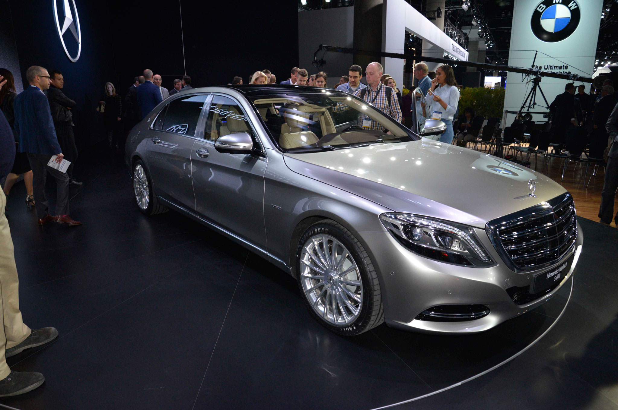 More Models Planned for Mercedes-Maybach Range