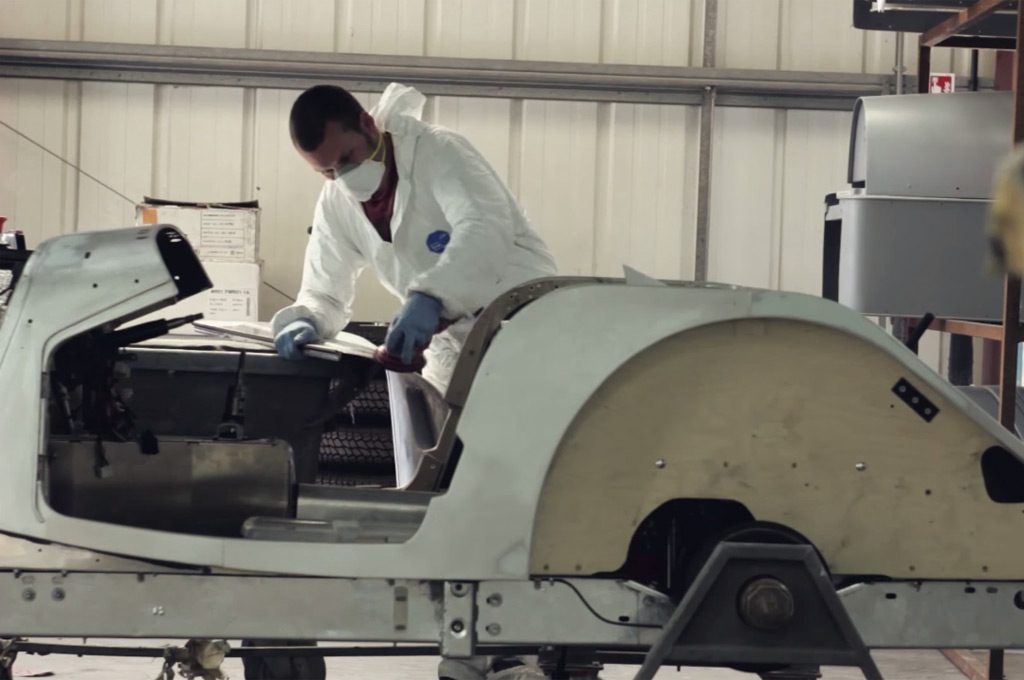 See How a Morgan is Hand-Built From Start to Finish (W/Video)