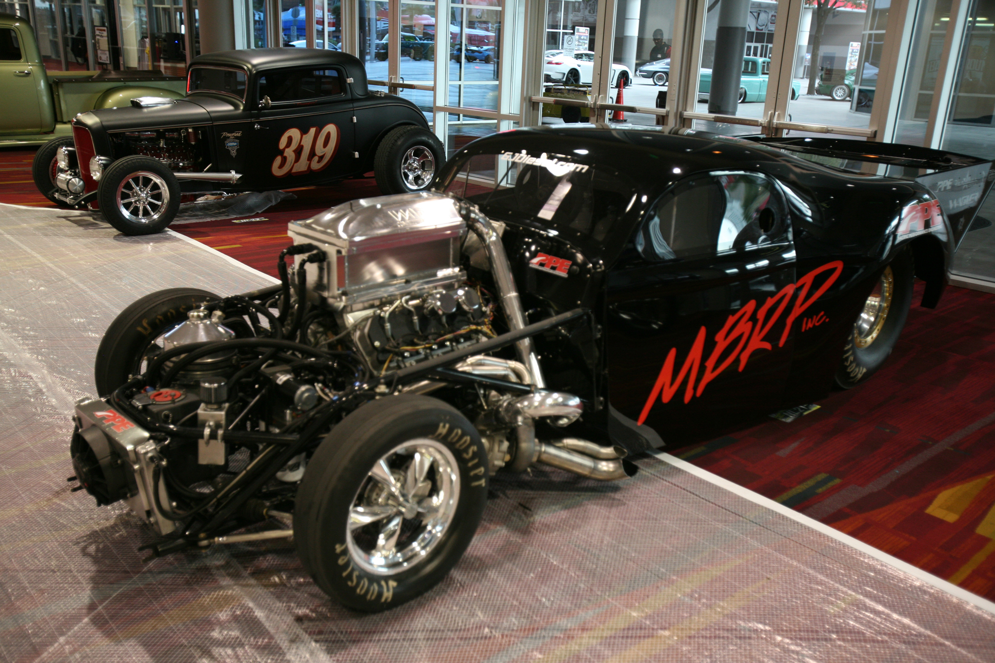 Hot Rod\'s Top 10 Automotive Trends From the 2014 SEMA Show - Motor Trend