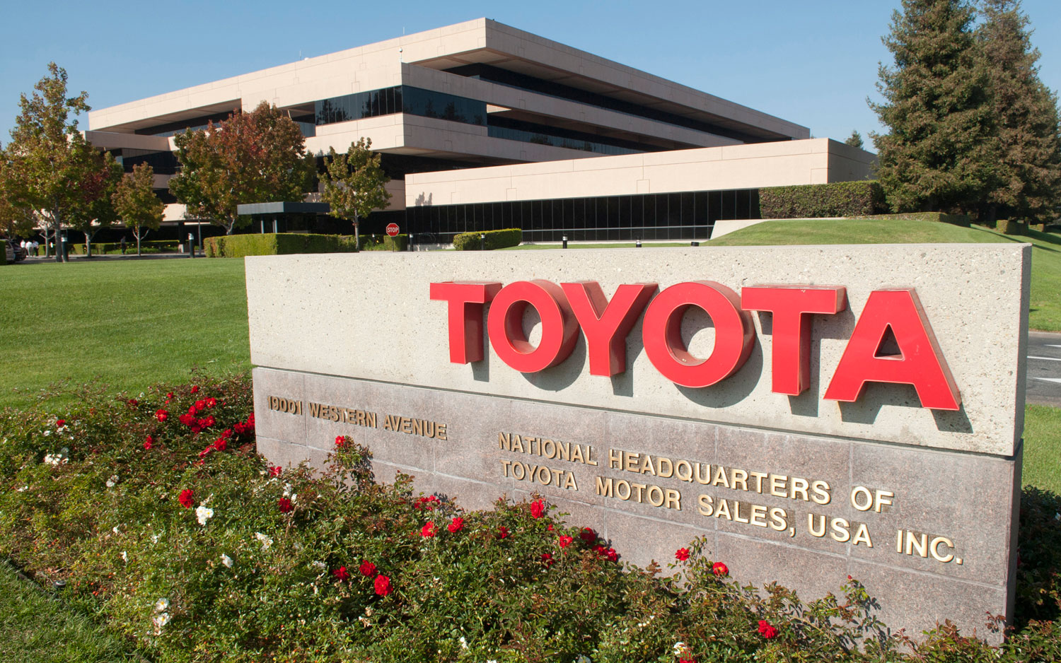 1 2 Toyota Headquarters Torrance California 21