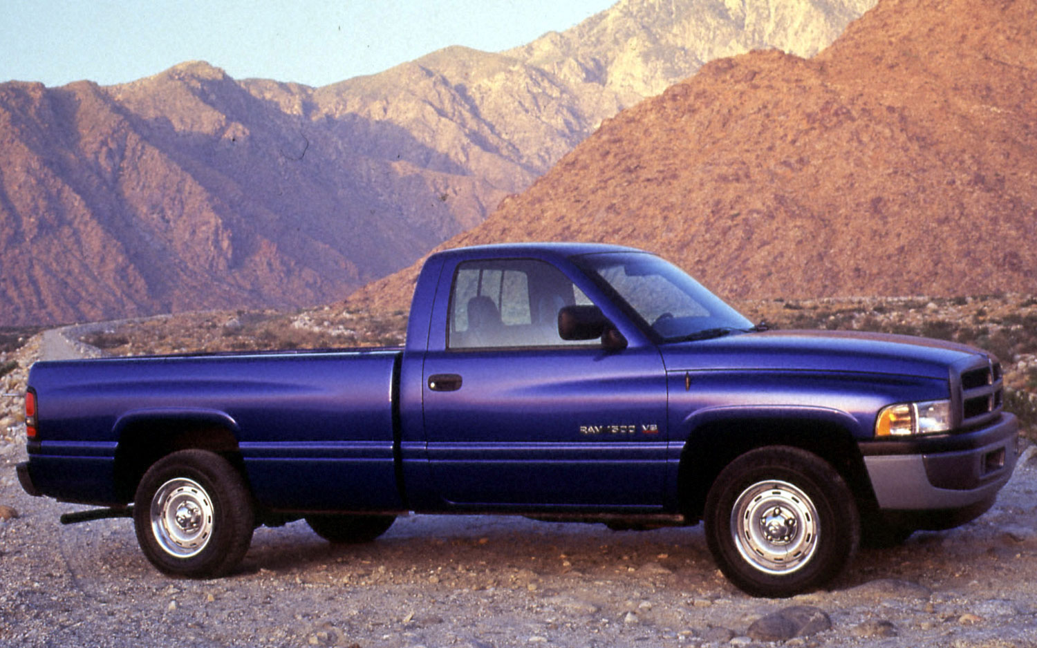 Past Truck Of The Year Winners Motor Trend 1986 Dodge Ram D250 Pictures Only