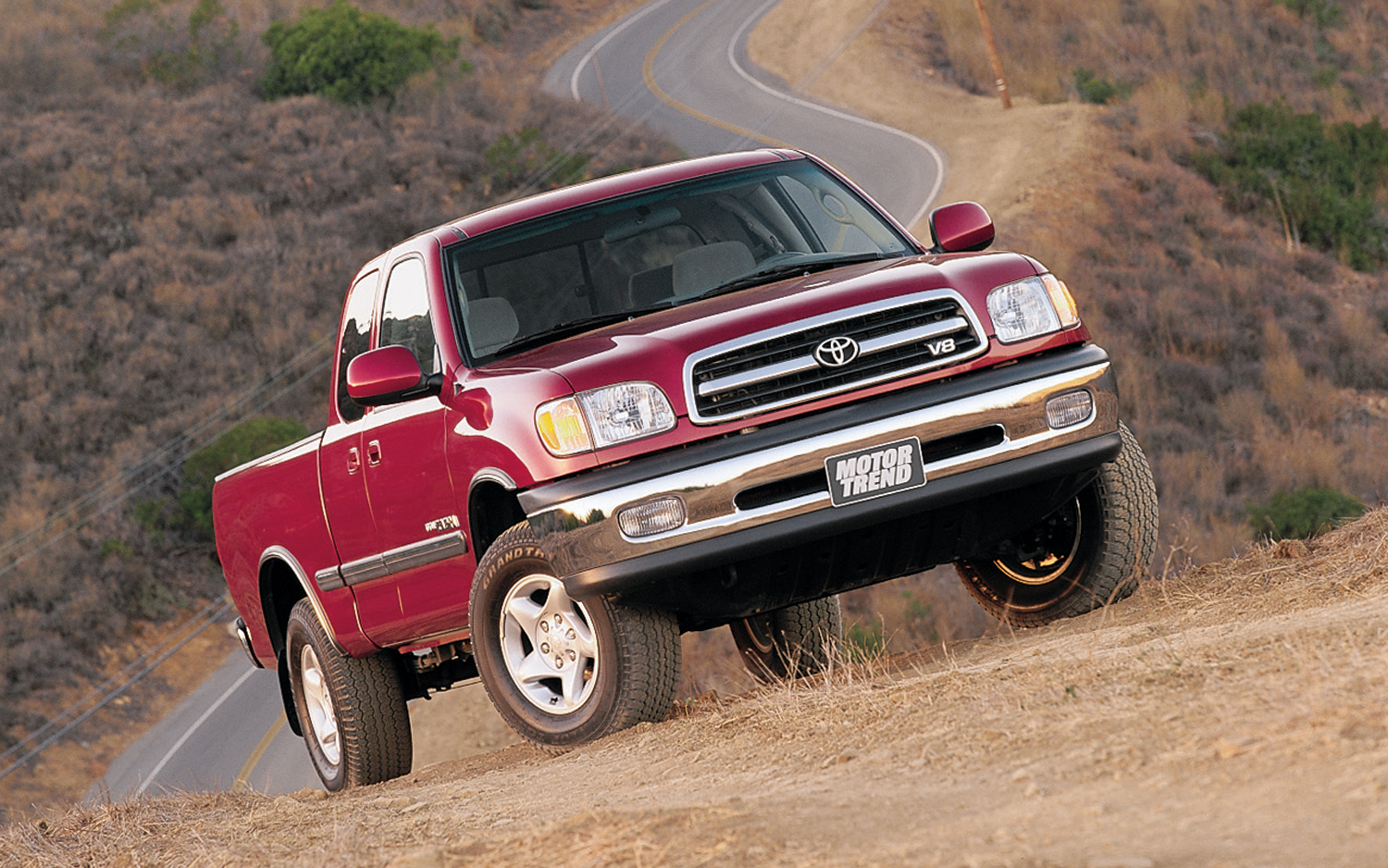 Past Truck Of The Year Winners Motor Trend 2000 Toyota Tundra Trailer Harness 1 32