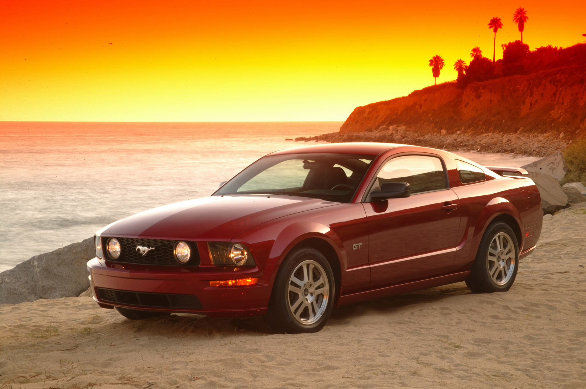 2005 Ford Mustang GT coupe with sunset?impolicy=entryimage ford expands takata recall in u s to include 38,500 vehicles