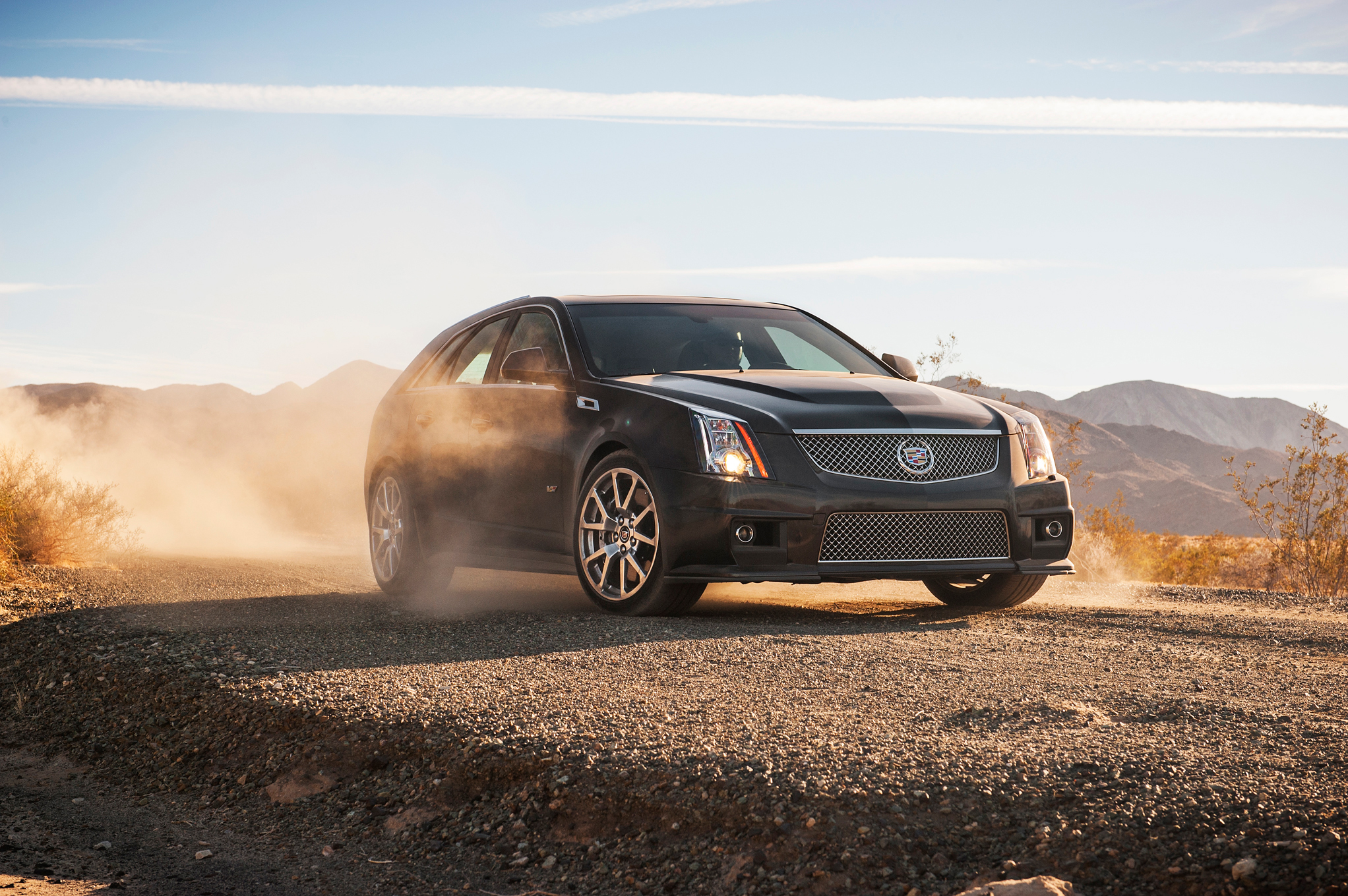 2014 Cadillac Cts V Wagon First Test Motor Trend