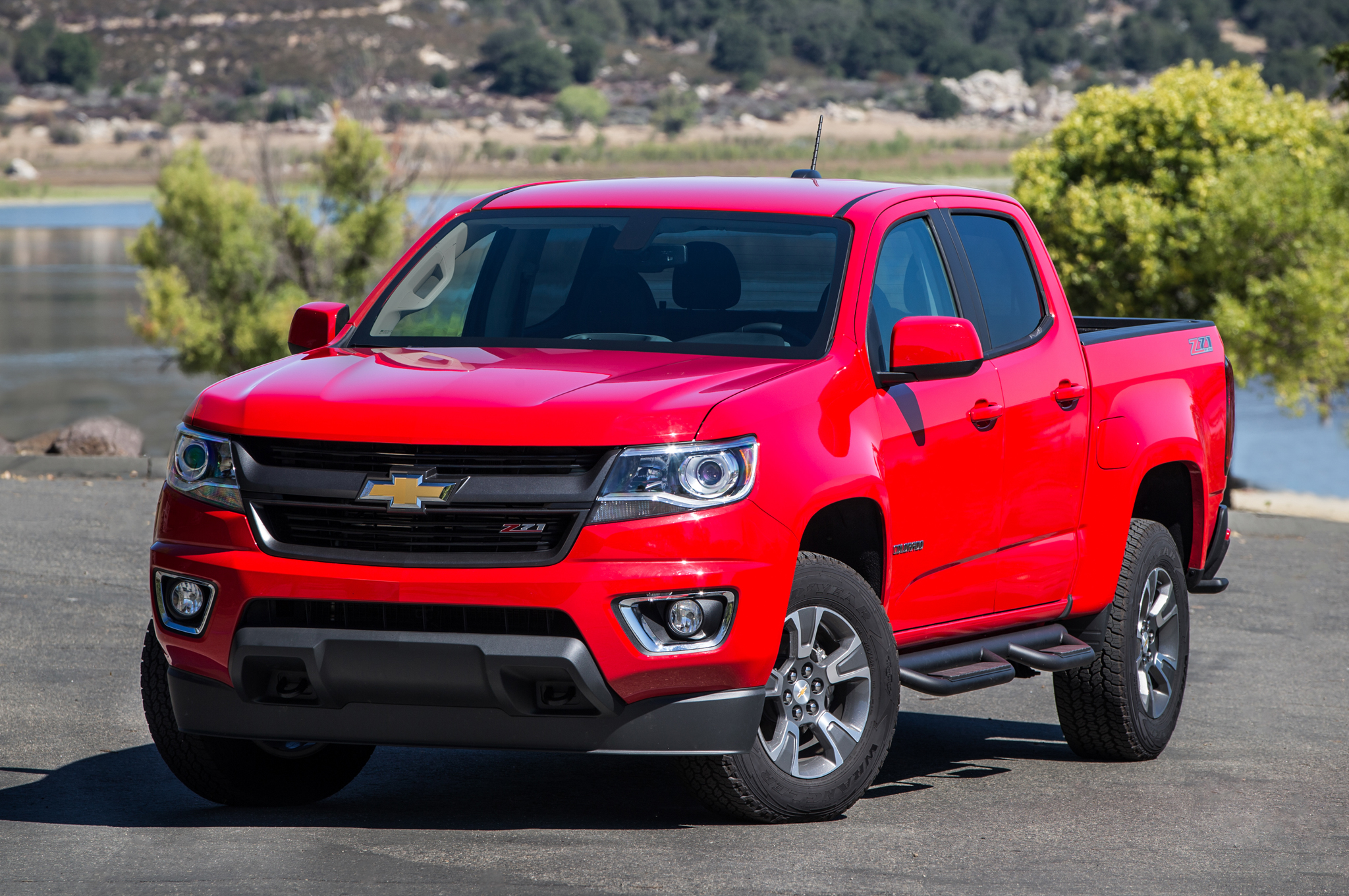 All The Midsize Pickup Truck Changes Since 2012 Motor