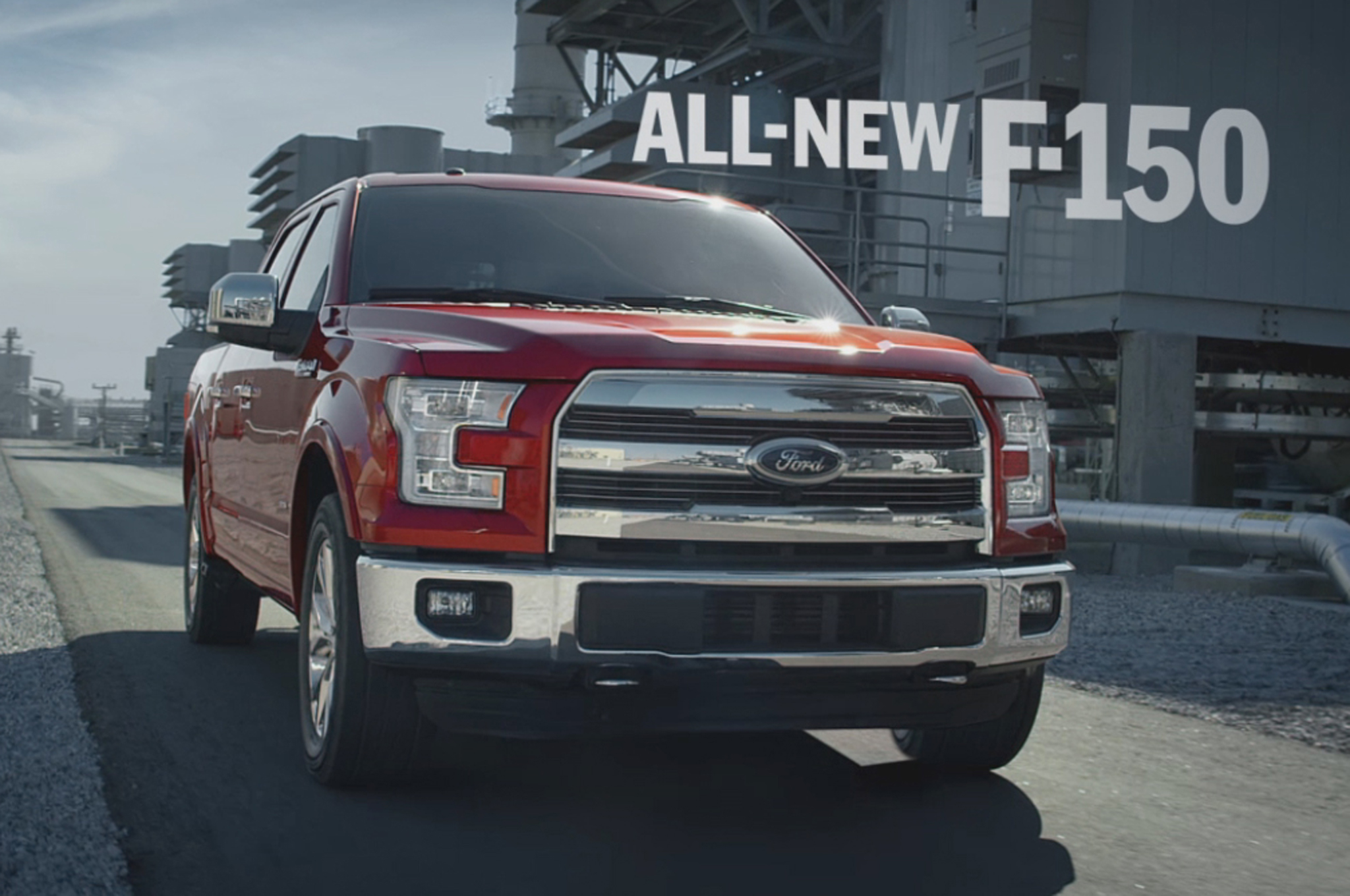 New 2015 Ford F 150 Ad Campaign Kicks f Today Motor Trend