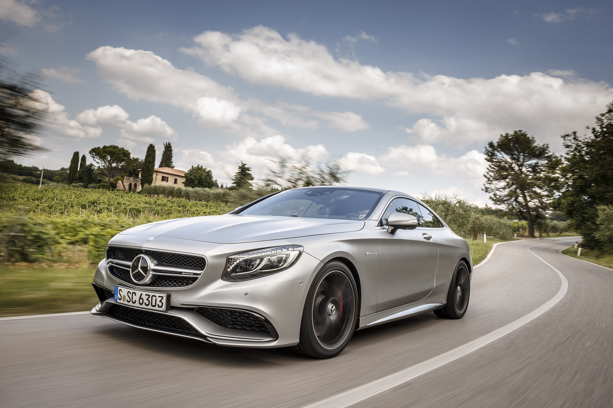 2015 Mercedes-Benz S63 AMG Coupe Second Drive - Motor Trend
