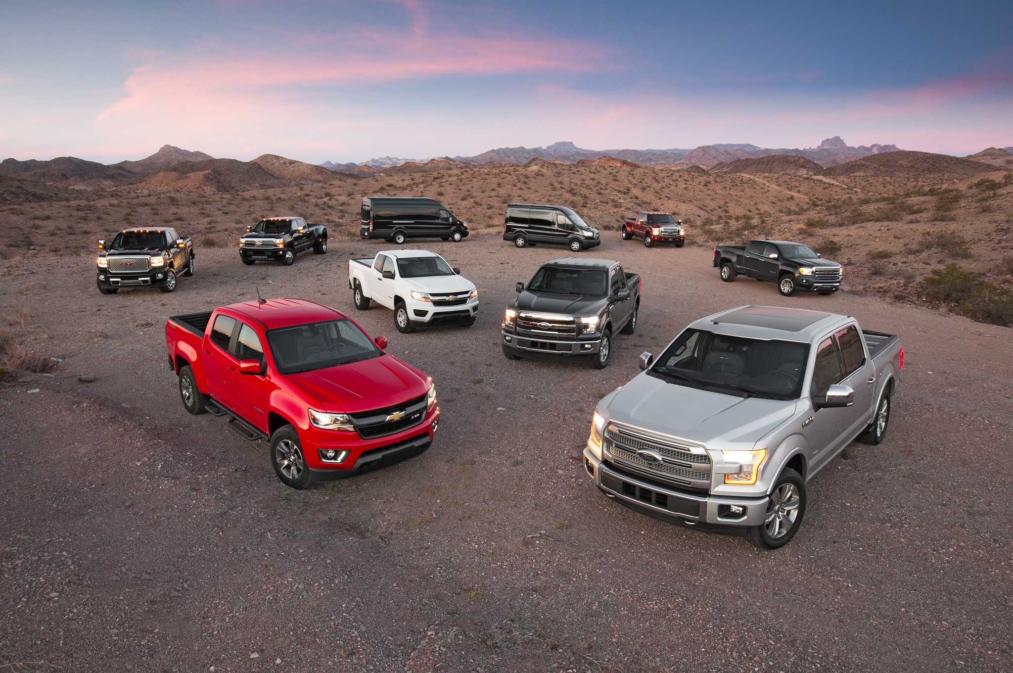 TOTD: Which Truck of the Year Contender Would you Take Home?