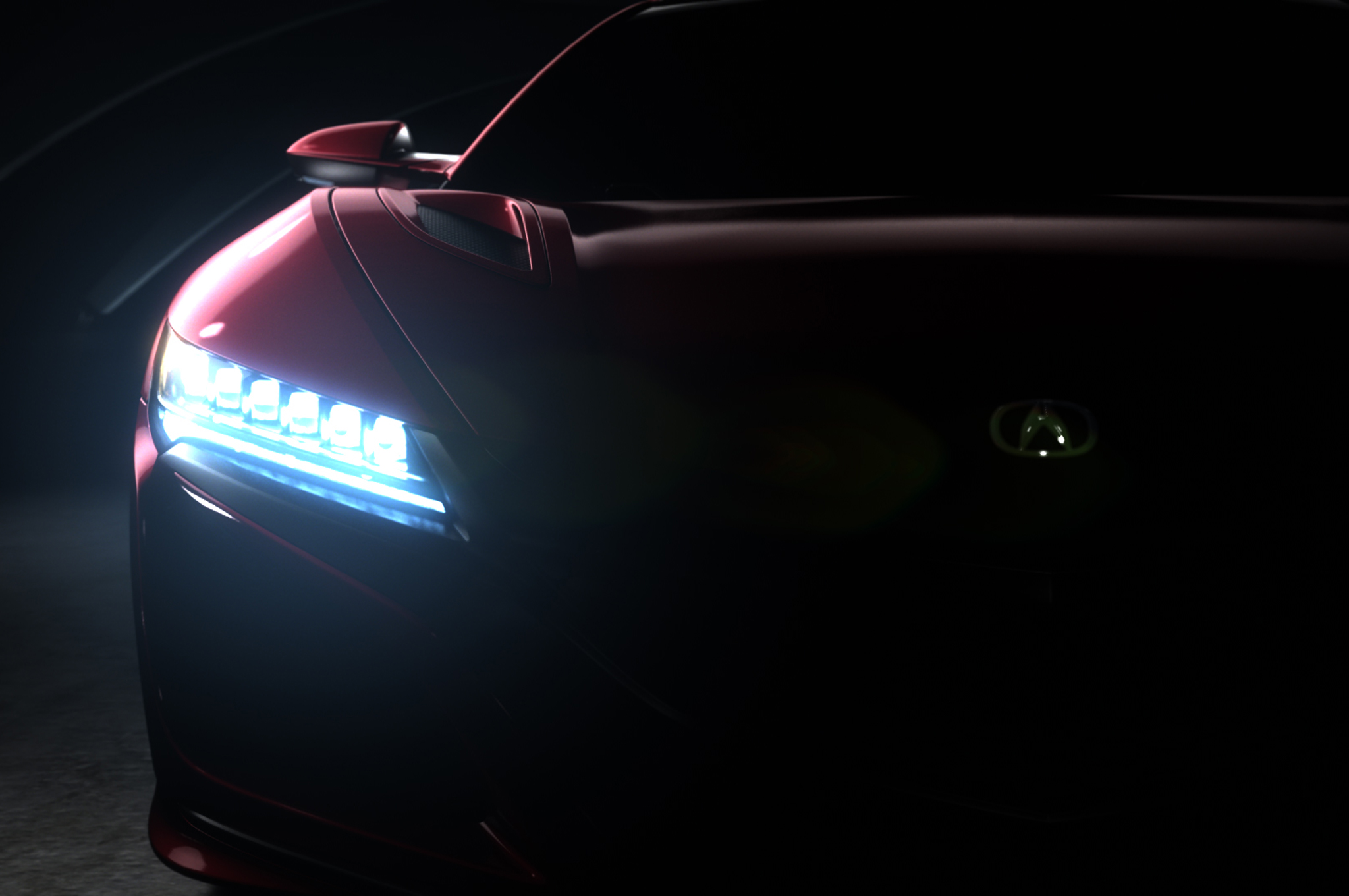Finally: Production-Ready Acura NSX to Debut in Detroit