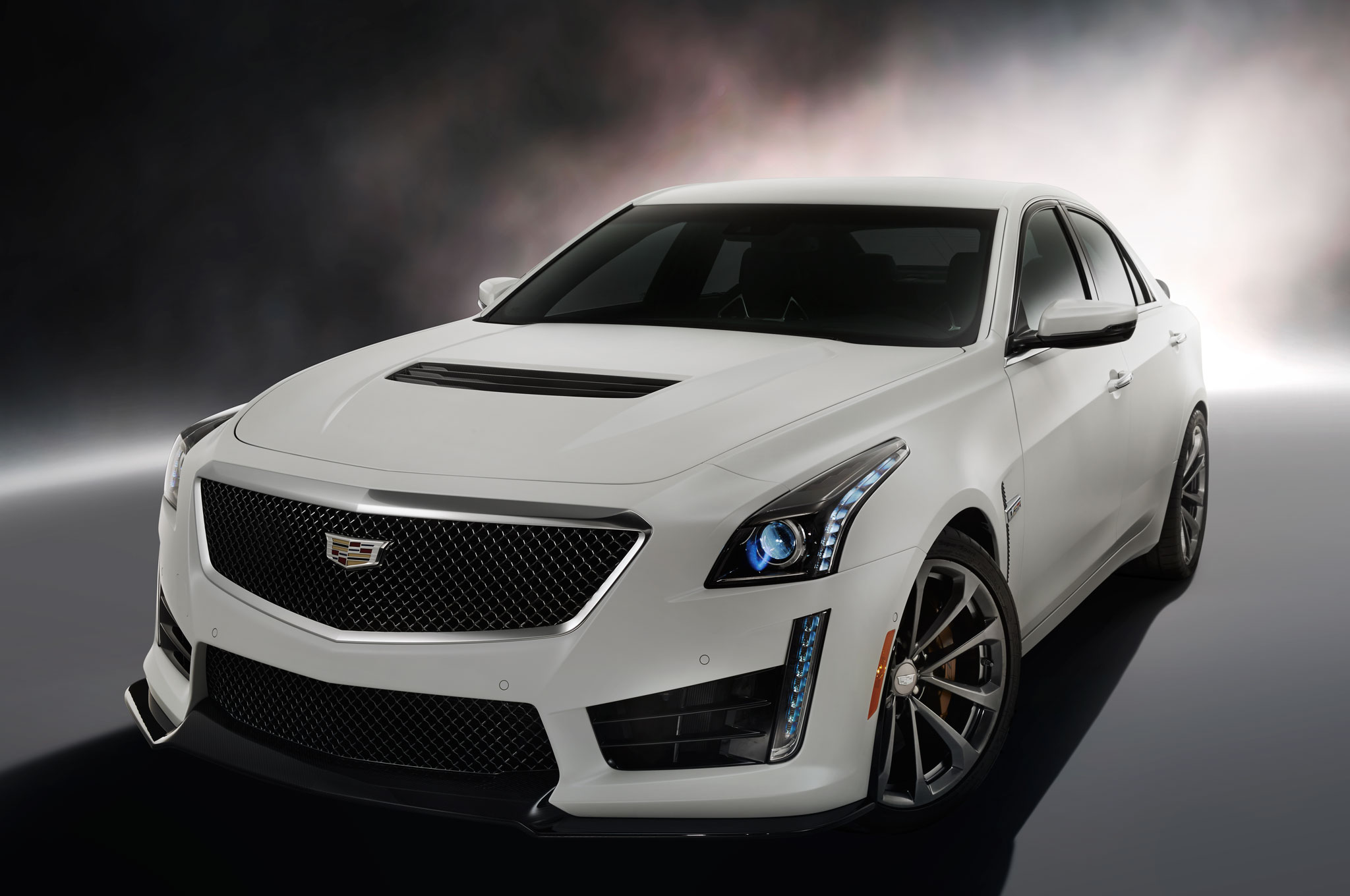 Refreshing Or Revolting 2016 Cadillac Cts V Motor Trend