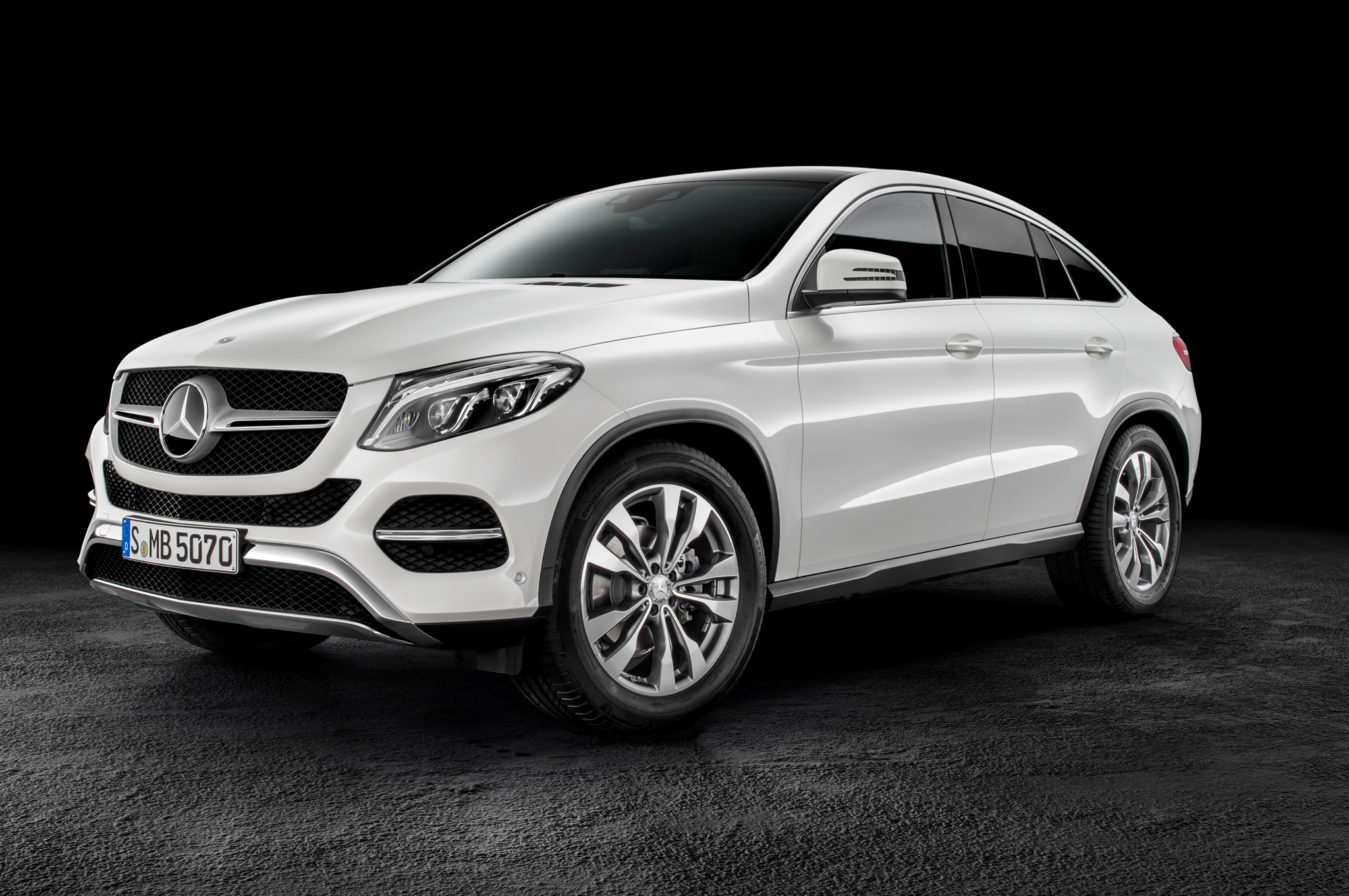 2016 Mercedes-Benz GLE 400 Coupe Makes 333 HP