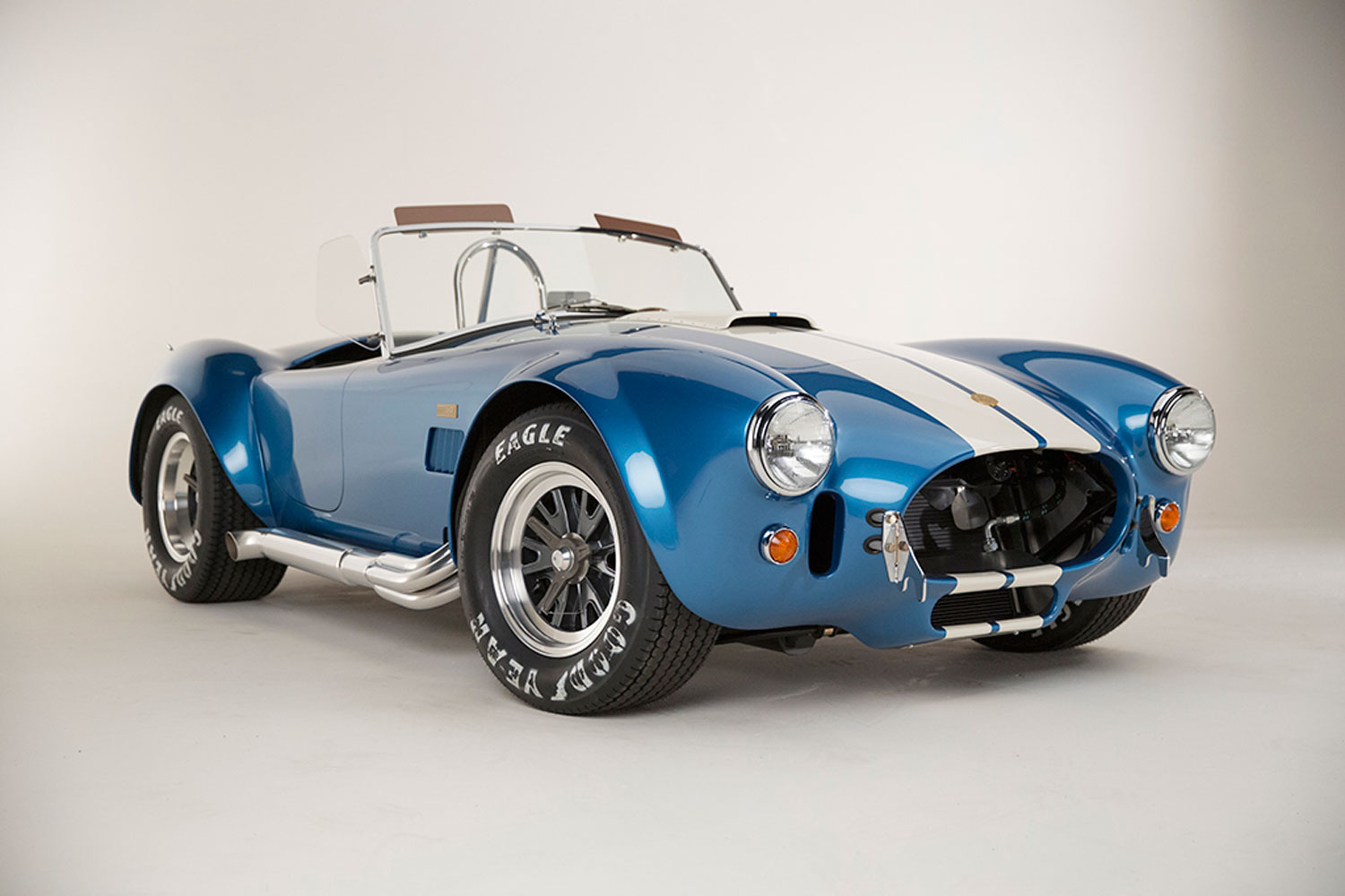 Shelby Cobra 427 50th Anniversary Continuation Model Announced