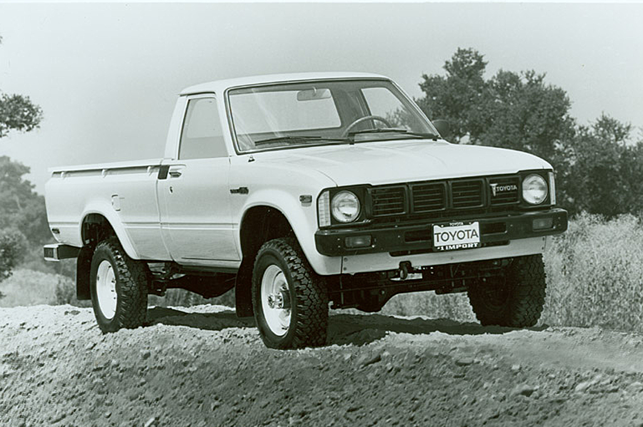 1981 toyota pickup 4x4 wheels