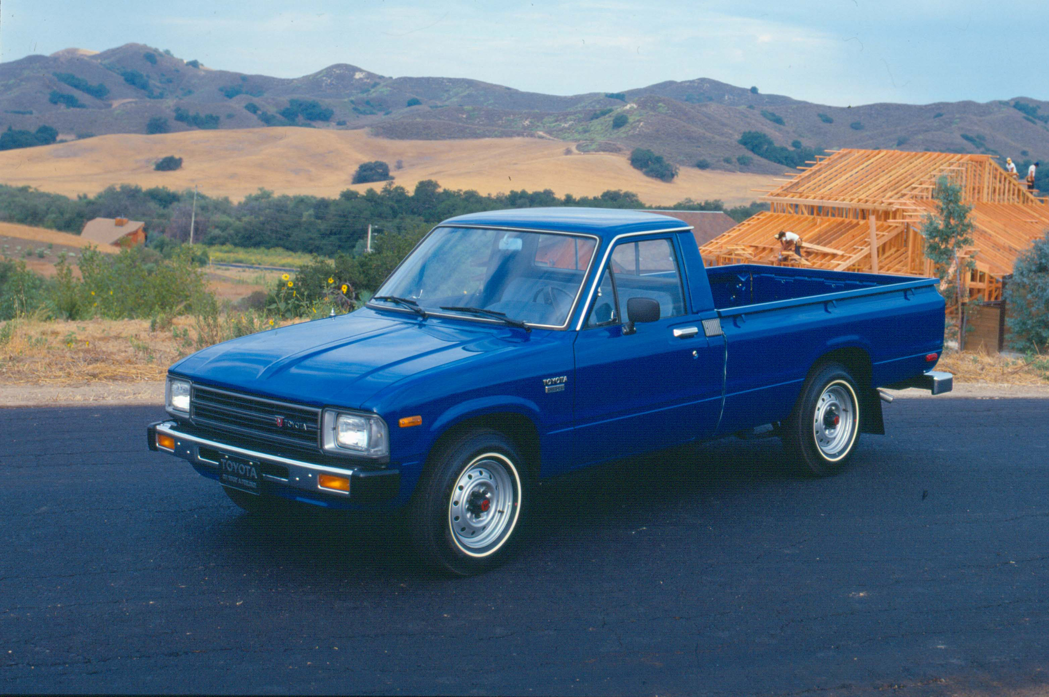 list of toyota truck names
