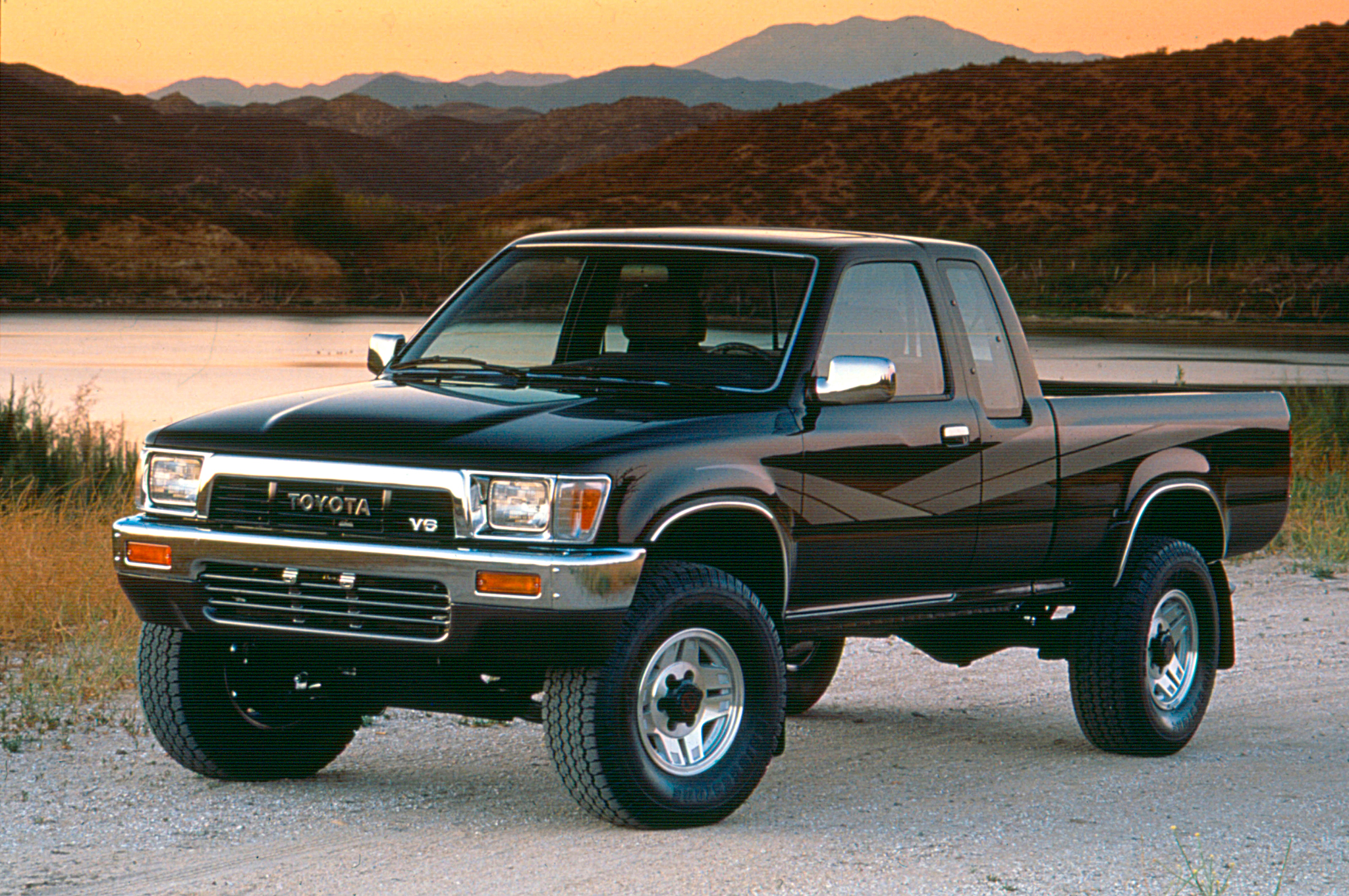 20 Years of the Toyota Tacoma and Beyond: A Look Through the