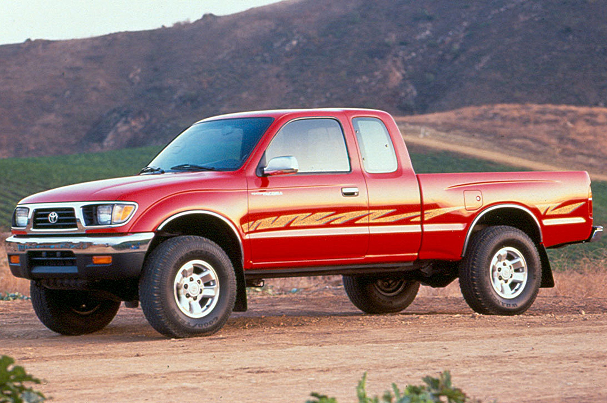20 Years Of The Toyota Tacoma And Beyond A Look Through 1995 Chevy 3 4 Liter Engine Motor Trend