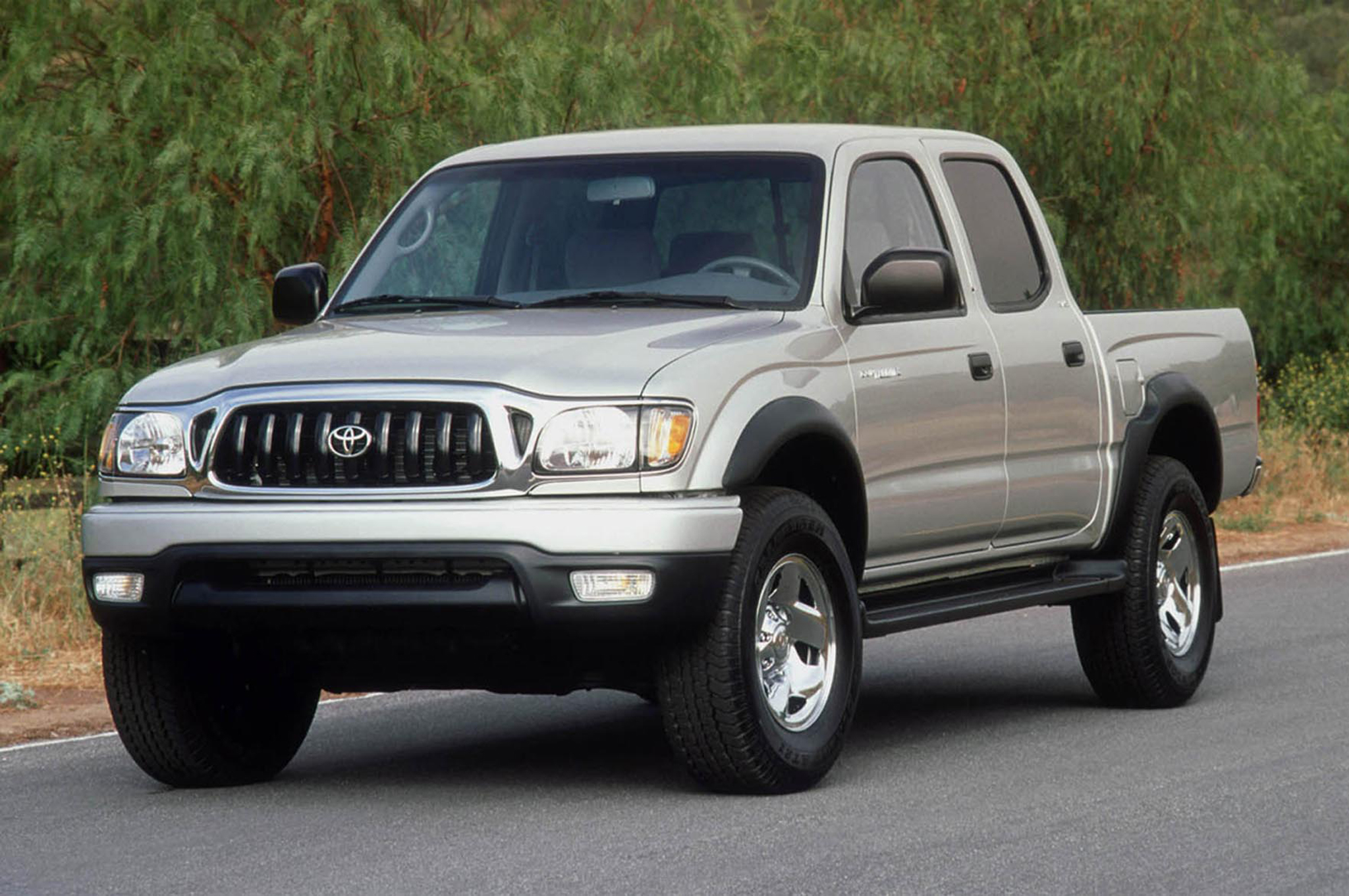 Toyota Tacoma Evolution >> 20 Years Of The Toyota Tacoma And Beyond A Look Through The Years