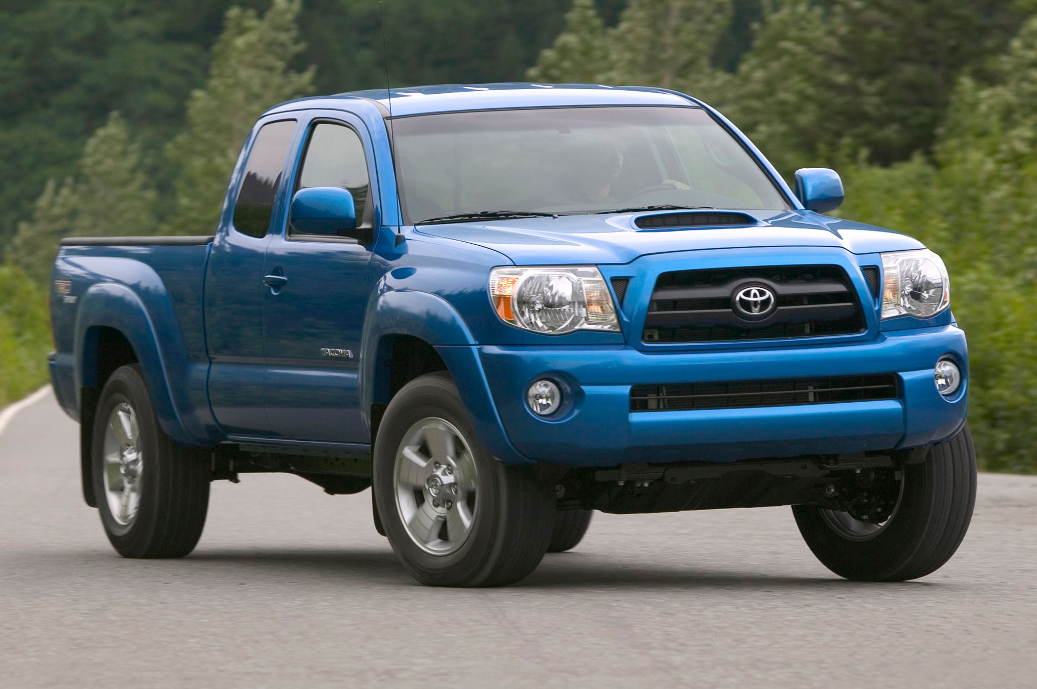 c1af18264a8a3 20 Years of the Toyota Tacoma and Beyond: A Look Through the Years ...