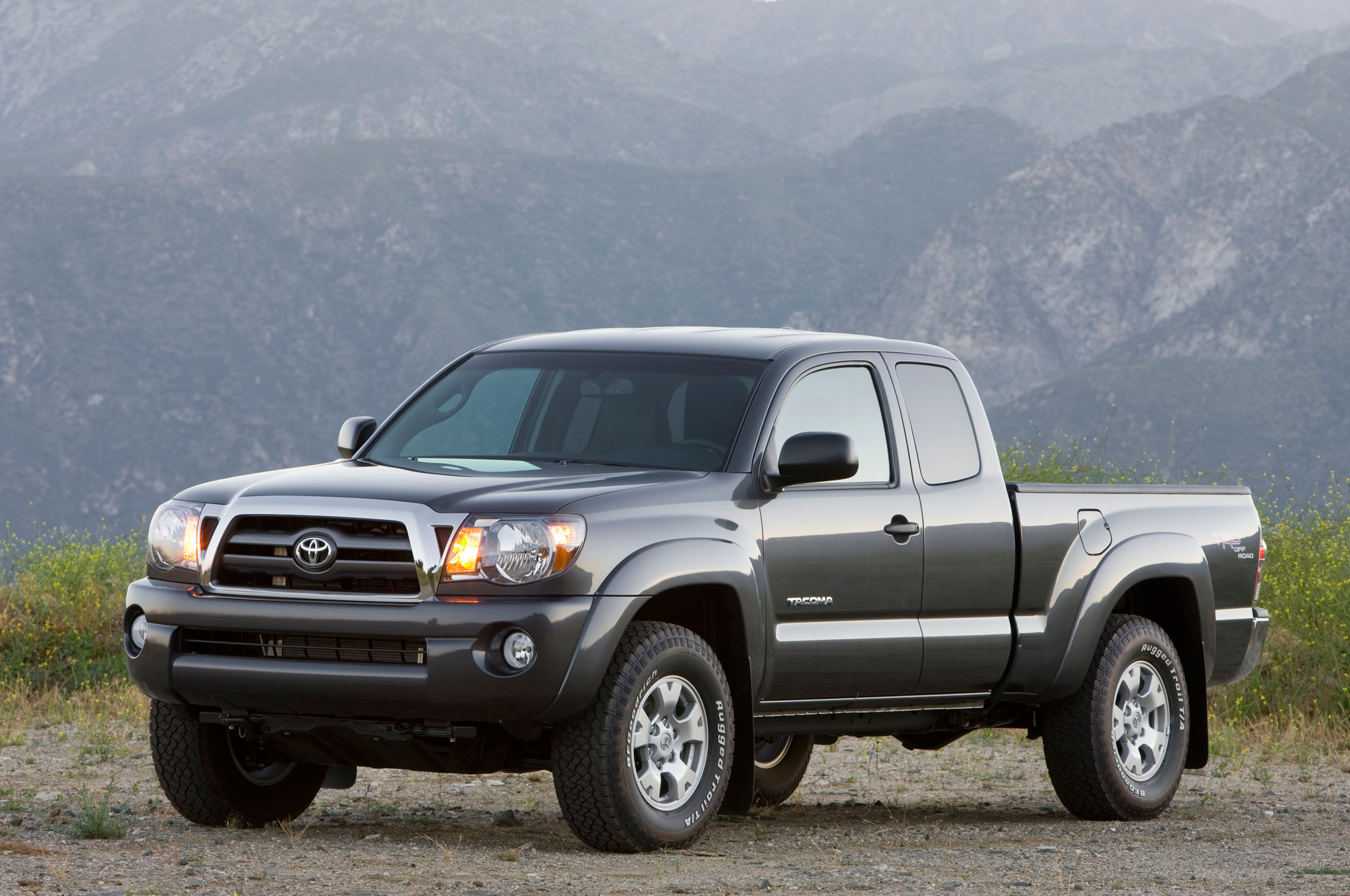 20 Years Of The Toyota Tacoma And Beyond: A Look Through The Years   Motor  Trend