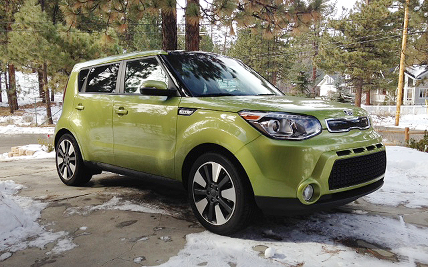2014 Kia Soul Exclaim Long Term Update 3