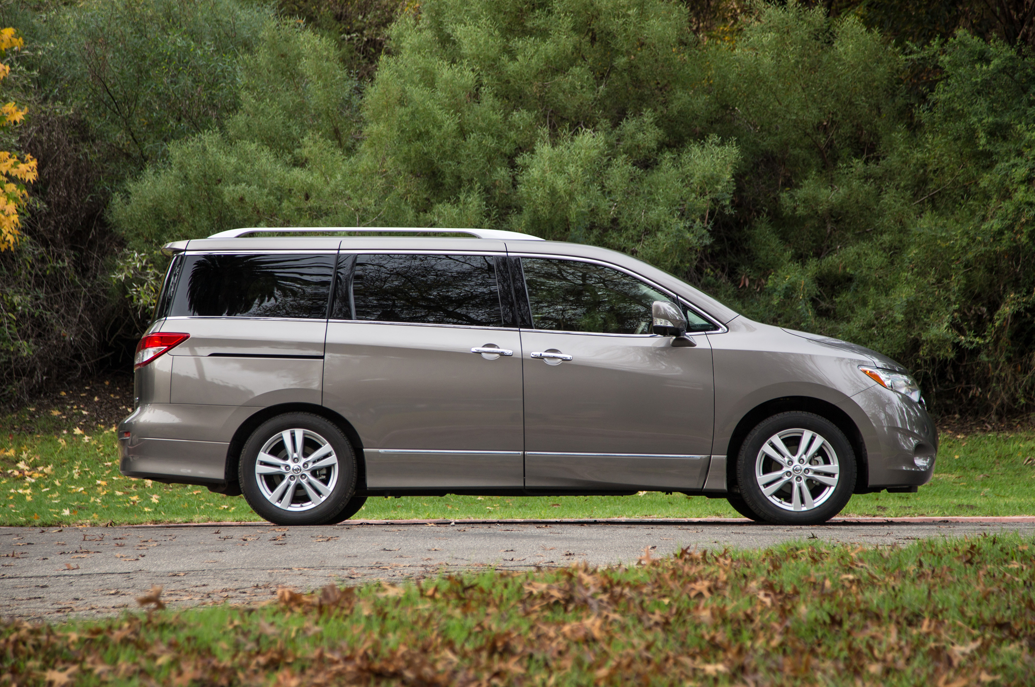 2014 Nissan Quest LE First Test